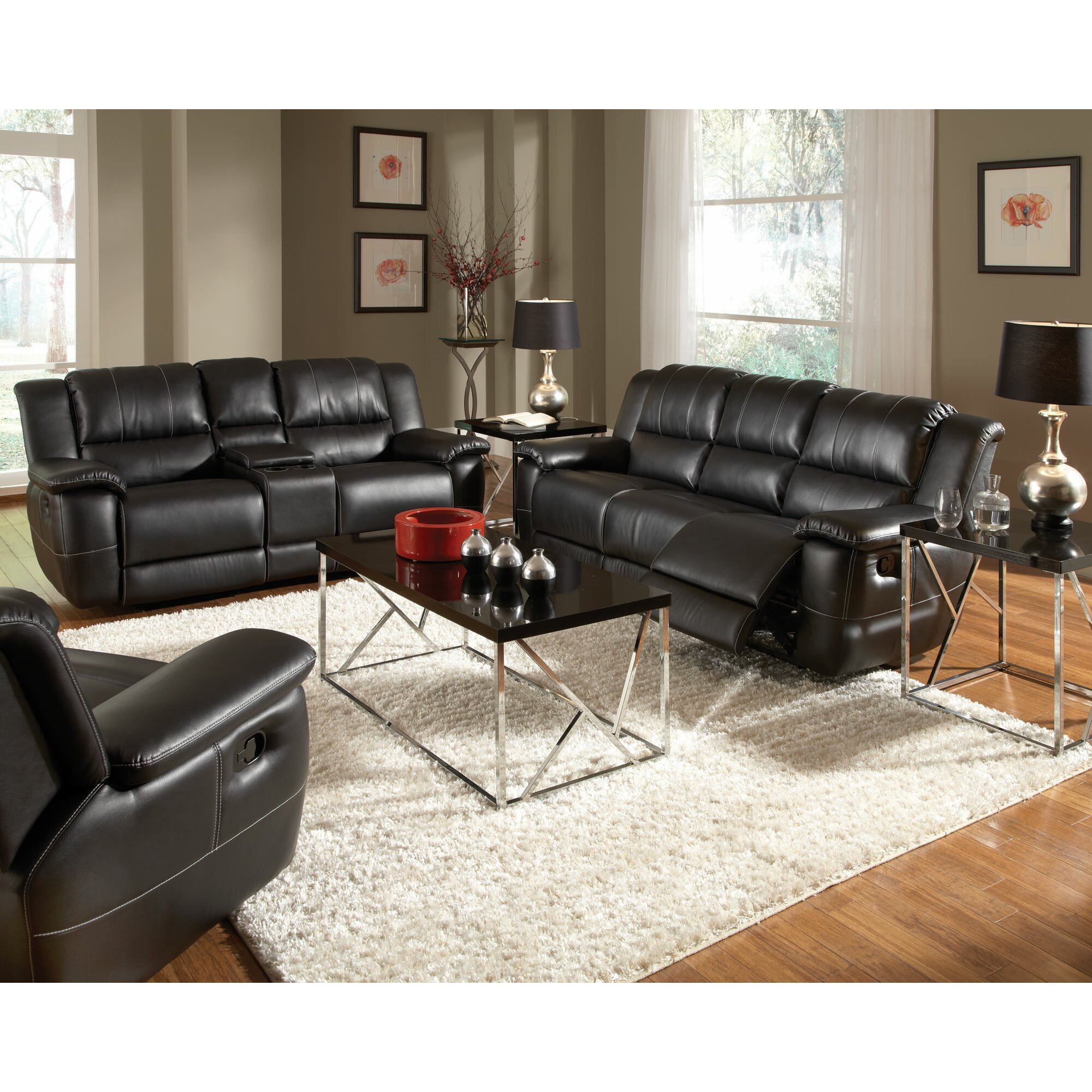Wildon Home Robert Living Room Collection Reviews