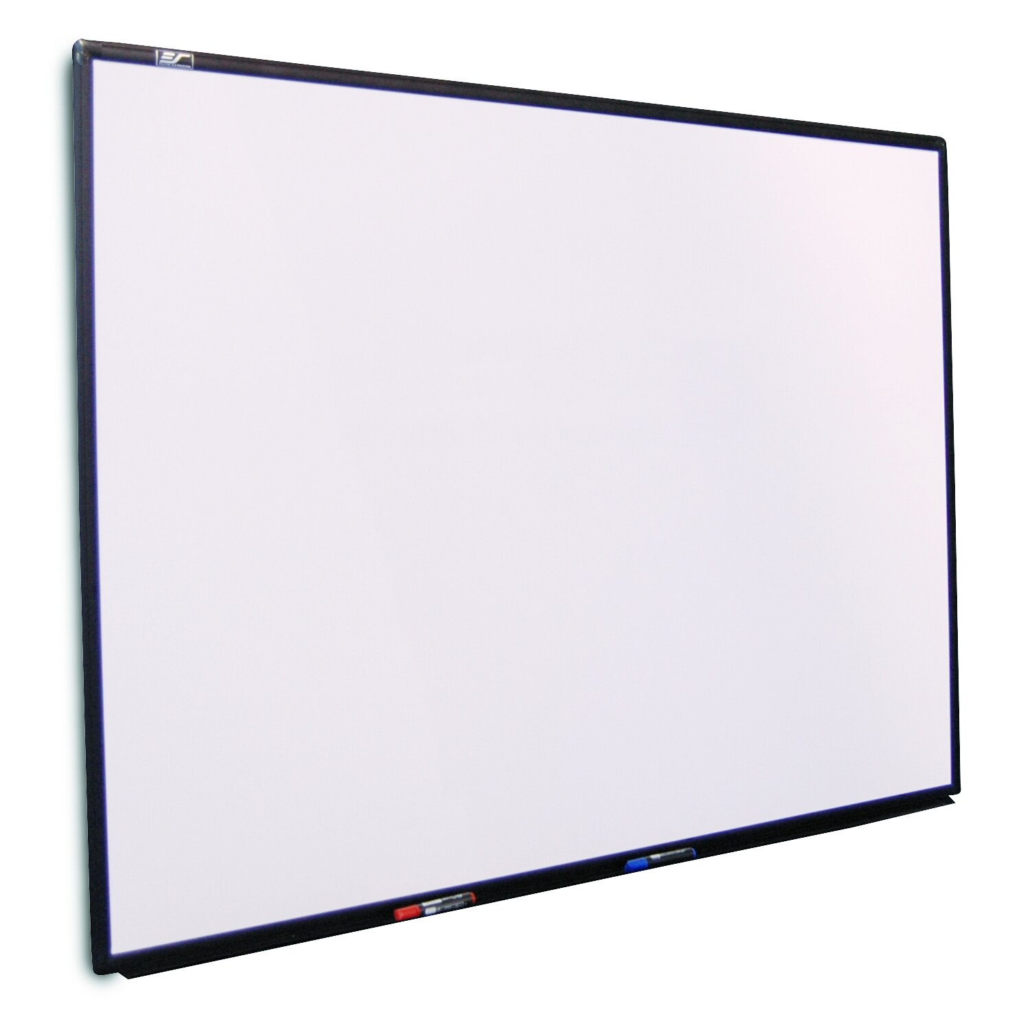 elite screens universal series white board and projection. Black Bedroom Furniture Sets. Home Design Ideas