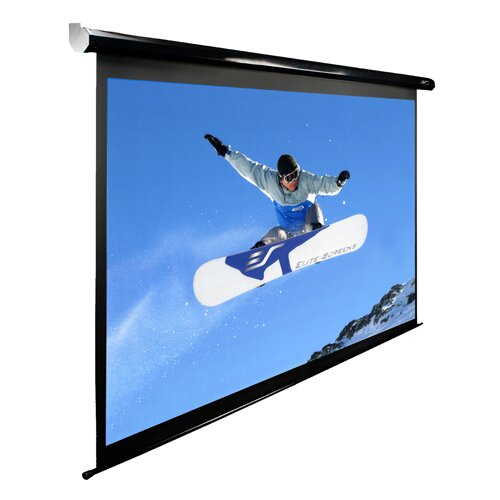 Elite screens spectrum series maxwhite electric for 100 inch motorized projector screen
