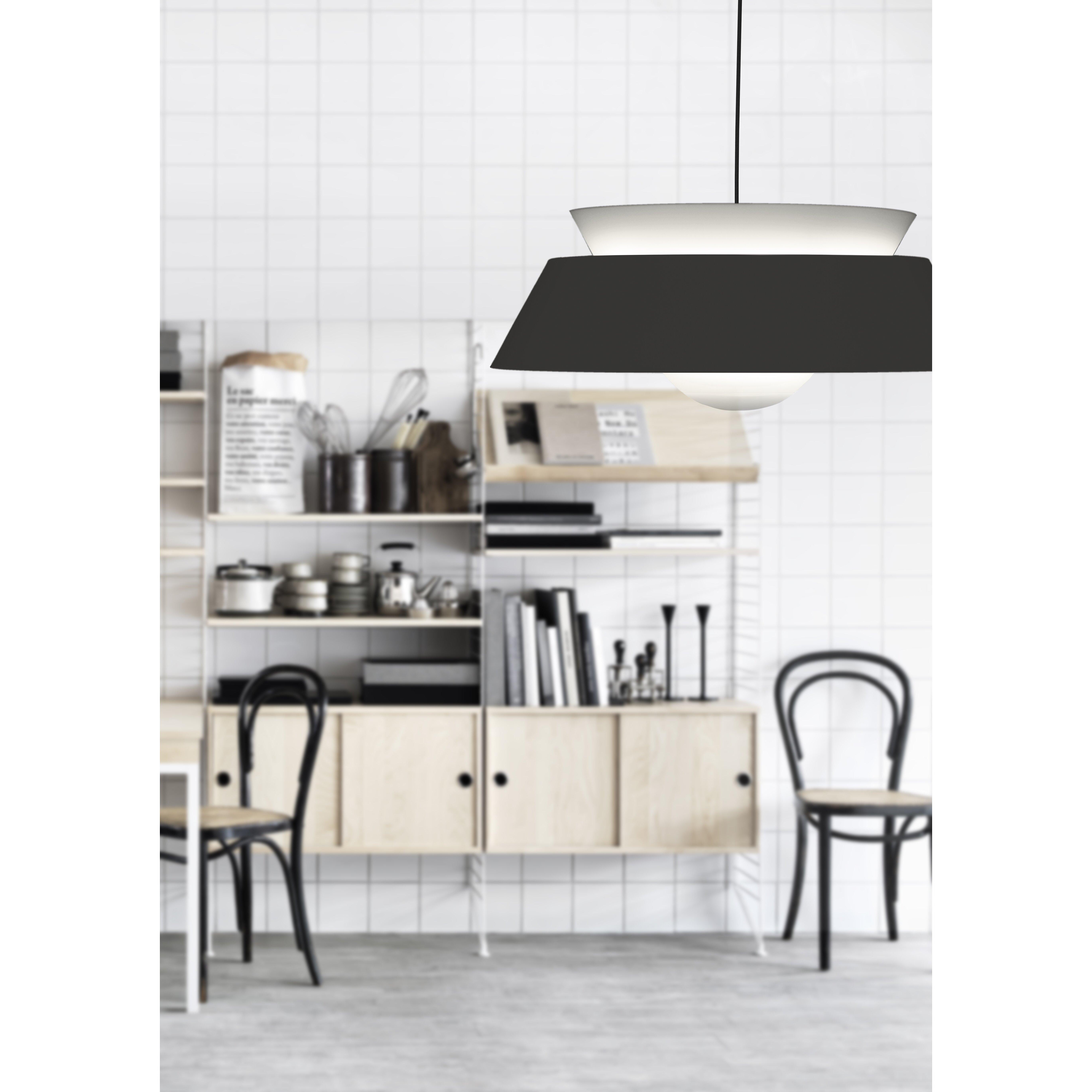 vita copenhagen cuna 1 light pendant reviews wayfair. Black Bedroom Furniture Sets. Home Design Ideas