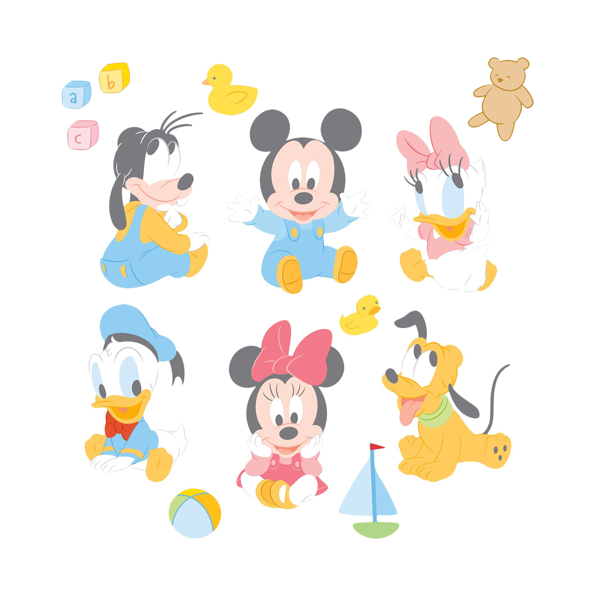 Fathead Disney Baby Mickey Mouse Wall Decal Amp Reviews