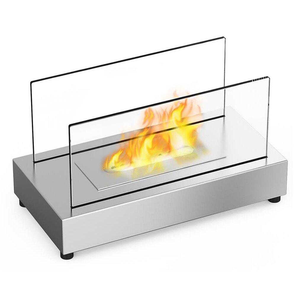 Moda Flame Vigo Bio Ethanol Tabletop Fireplace Reviews