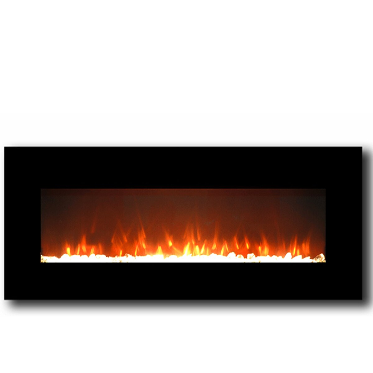 Moda flame essex crystal wall mount electric fireplace reviews - Fireplace wall ...