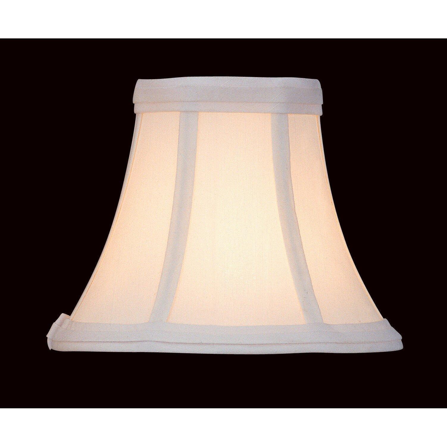 "Metal Bell Lamp Shade: Lite Source 7"" Classics Brass Bell Lamp Shade & Reviews"