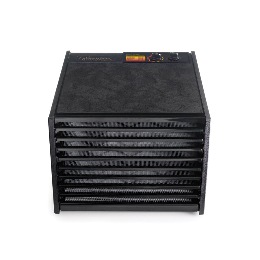 excalibur 9 tray dehydrator with timer reviews wayfair. Black Bedroom Furniture Sets. Home Design Ideas