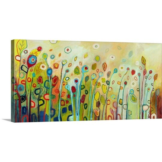 Great Big Canvas Within By Jennifer Lommers Painting Print