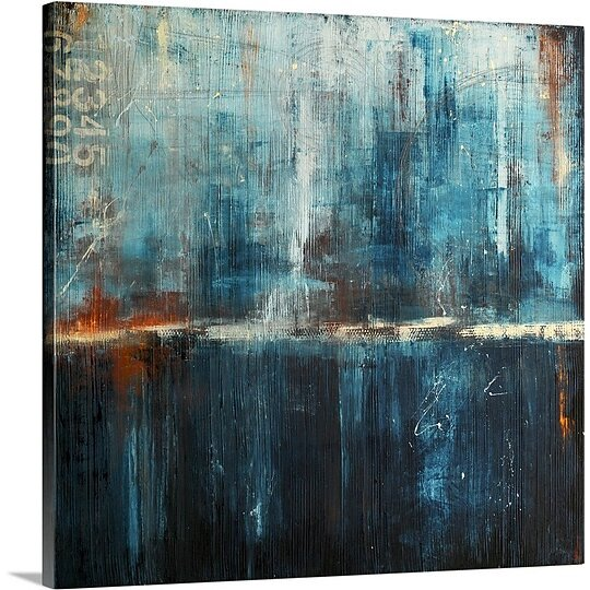 Great Big Canvas Midnight Express By Erin Ashley Painting