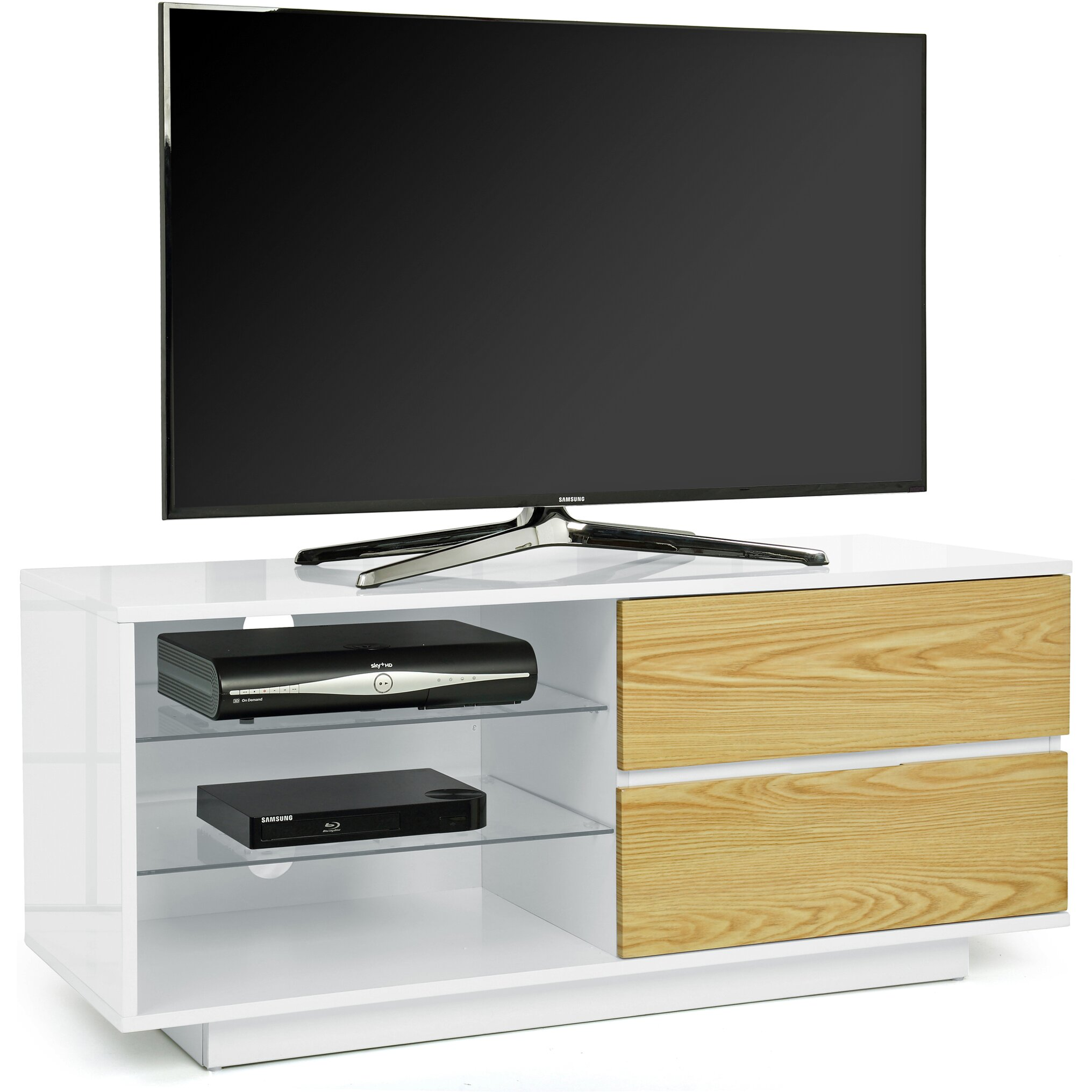 MDA Designs Gallus TV Stand For TVs Up To 55 Amp Reviews