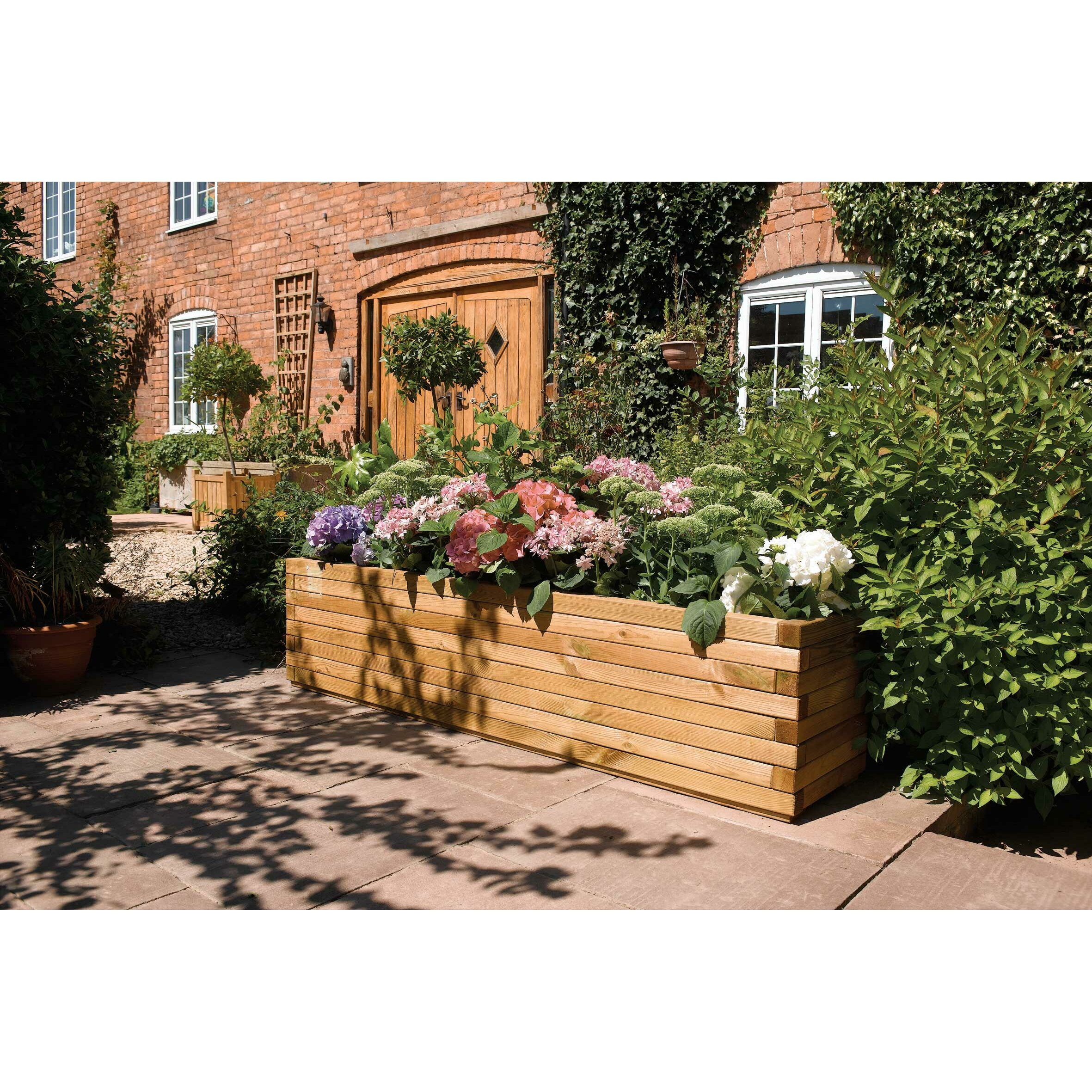Homebase Garden Daybed : Rowlinson rectangular raised garden reviews wayfair