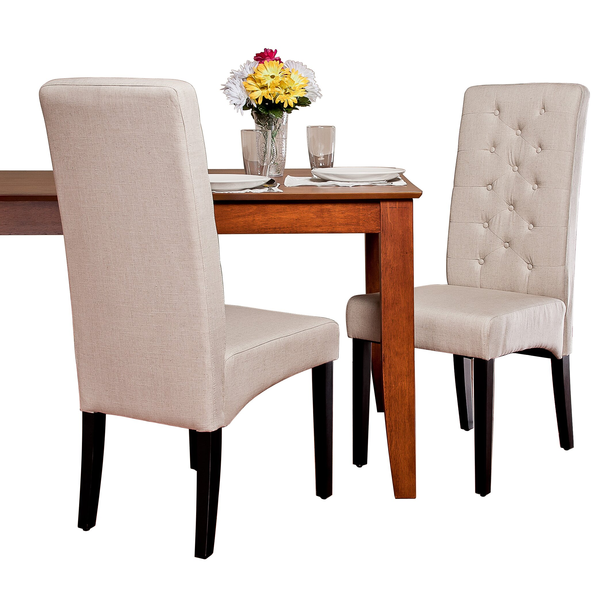 Home Loft Concepts Hereford Dining Chair u0026 Reviews : Wayfair
