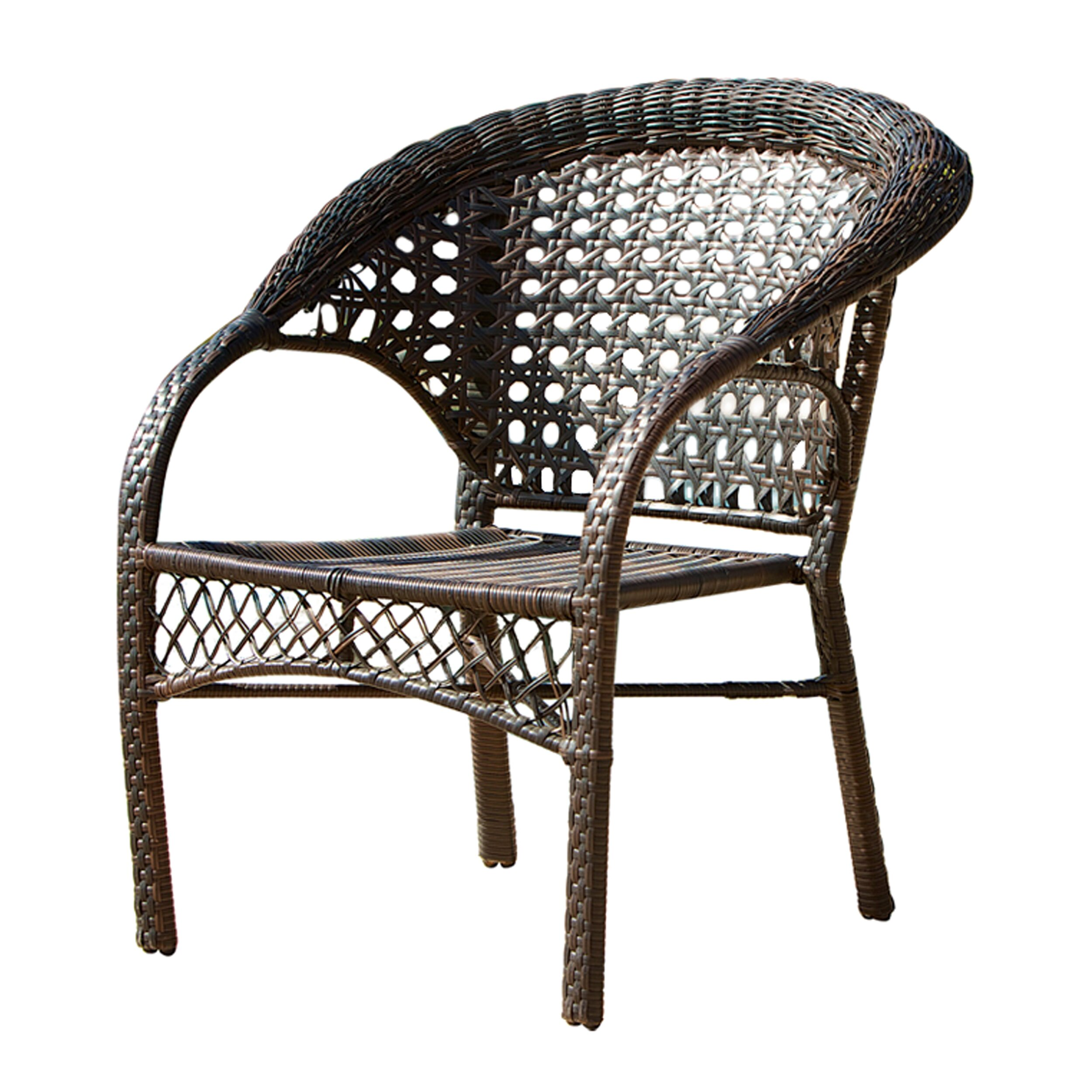 Home Loft Concepts Darlington Outdoor Wicker Chairs & Reviews