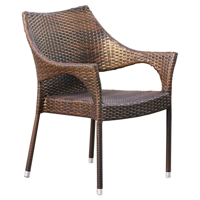 ... Wicker/Rattan Patio Lounge & Deep Seating Chairs Home Loft Concepts