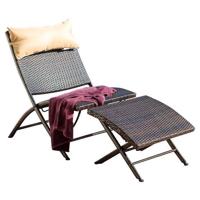 Home Loft Concepts Chaise Lounge Reviews Wayfair