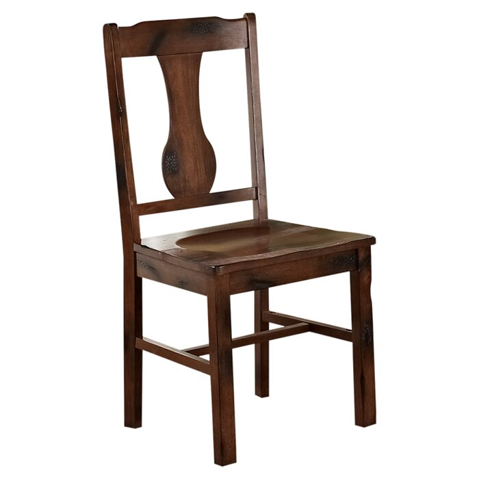 Loon peak freya side chair reviews wayfair Peak office furniture