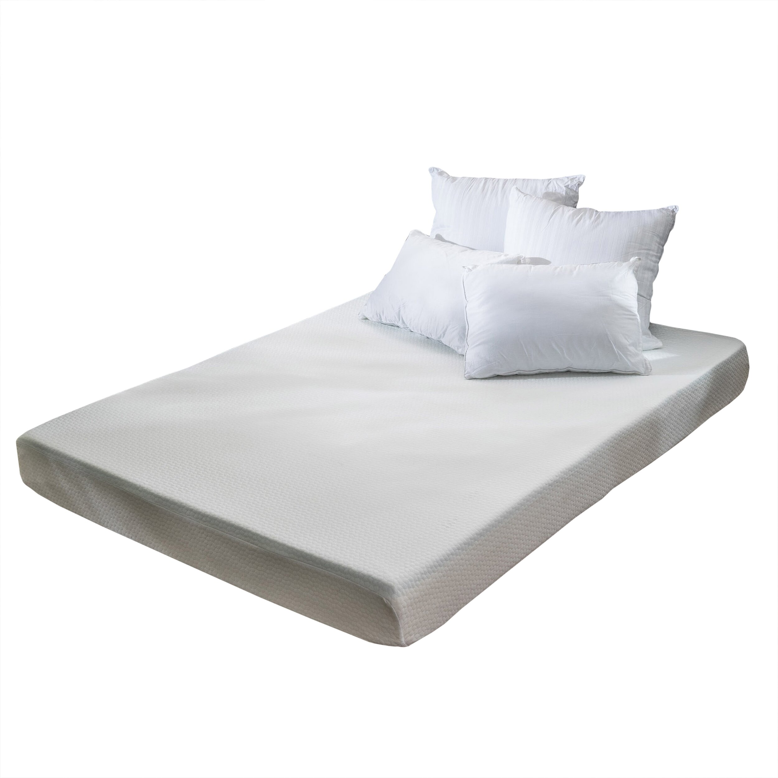 Home Loft Concepts 8 Memory Foam Mattress Reviews Wayfair