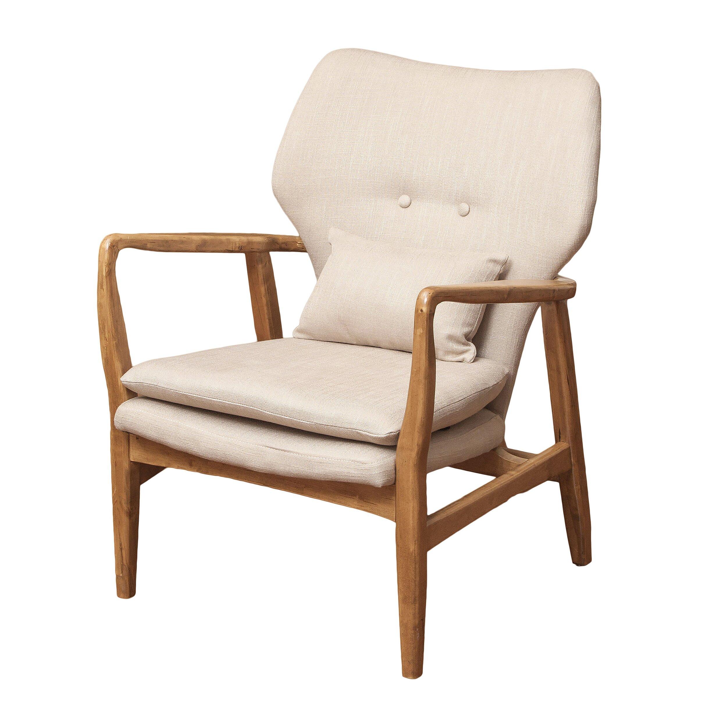 Home Loft Concepts Isabella Accent Arm Chair  Reviews