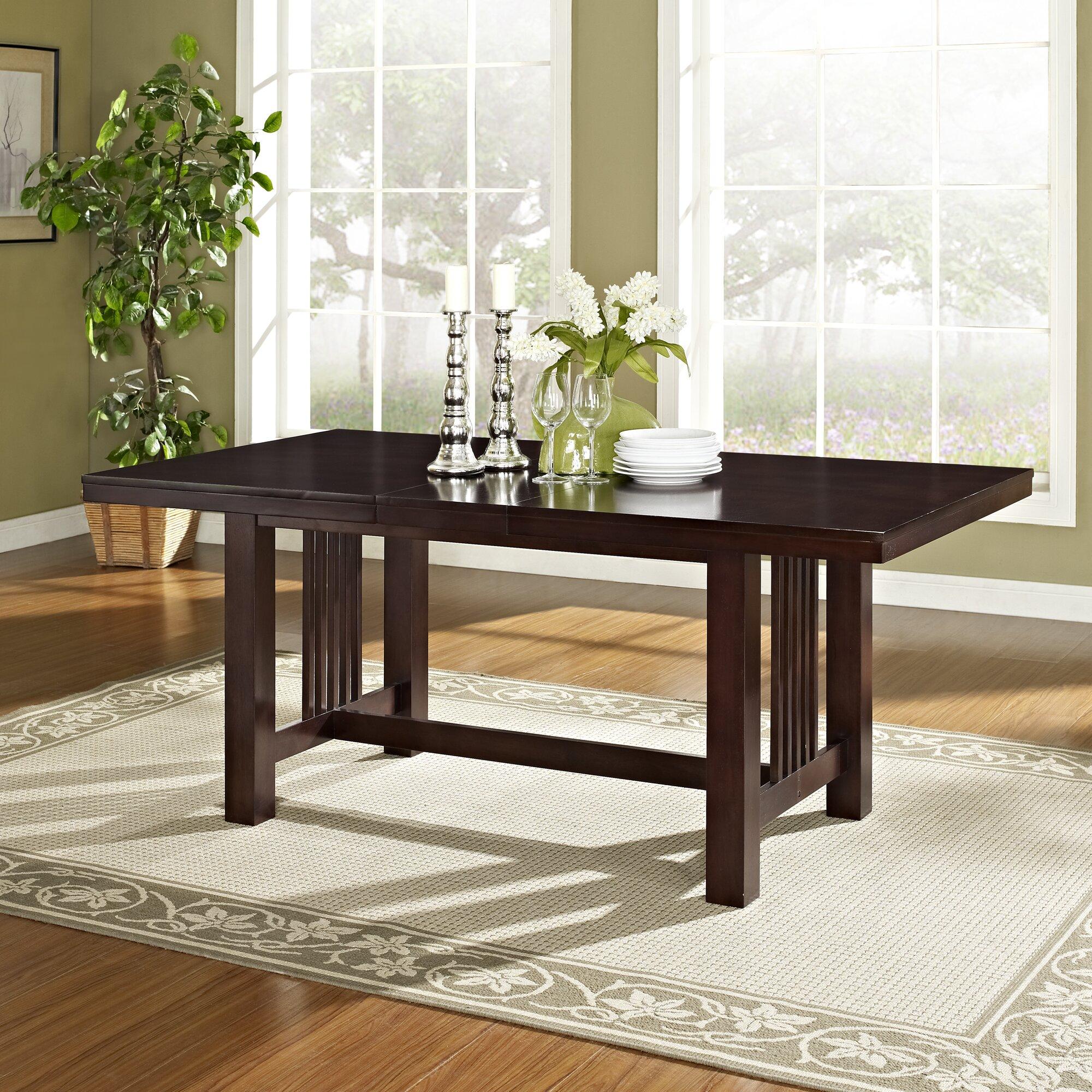 Home Loft Concepts Extendable Dining Table amp Reviews Wayfair : Extendable Dining Table GPNF2122 from www.wayfair.com size 2000 x 2000 jpeg 829kB