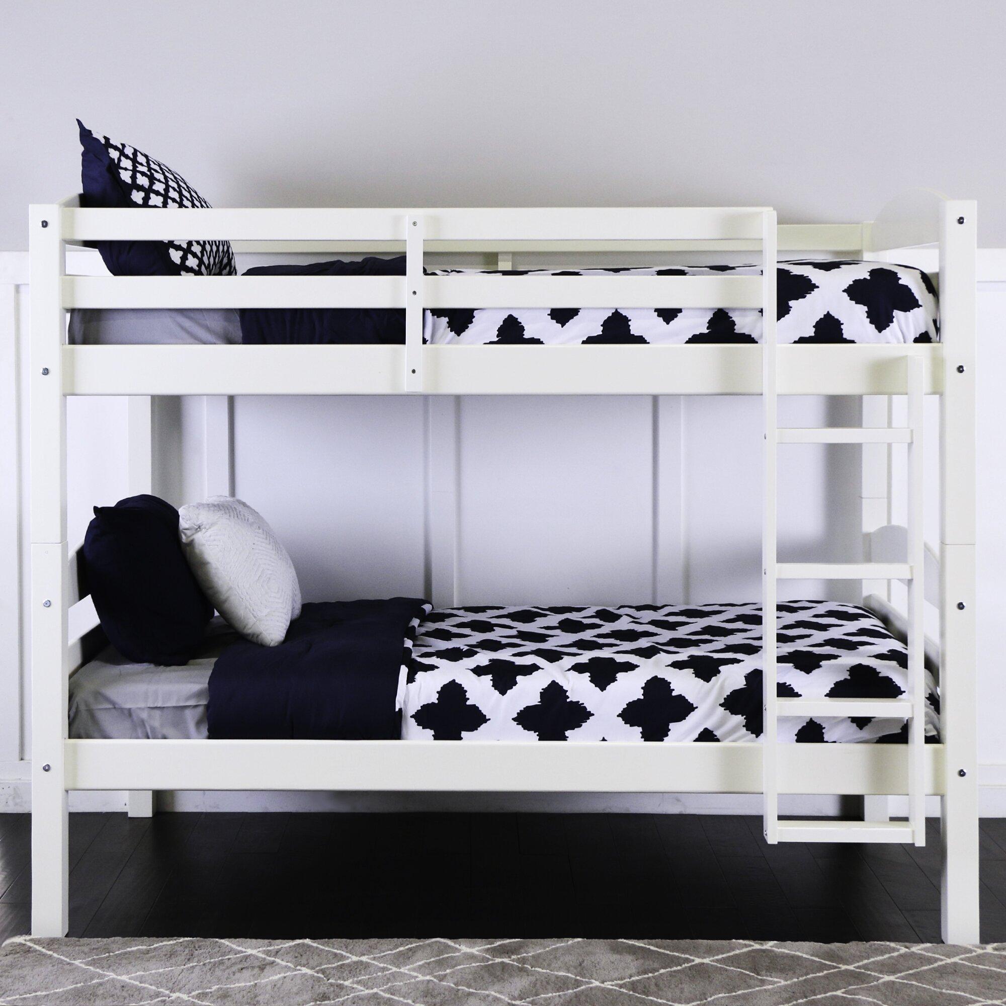 Home Loft Concepts Twin Bunk Bed Reviews Wayfair