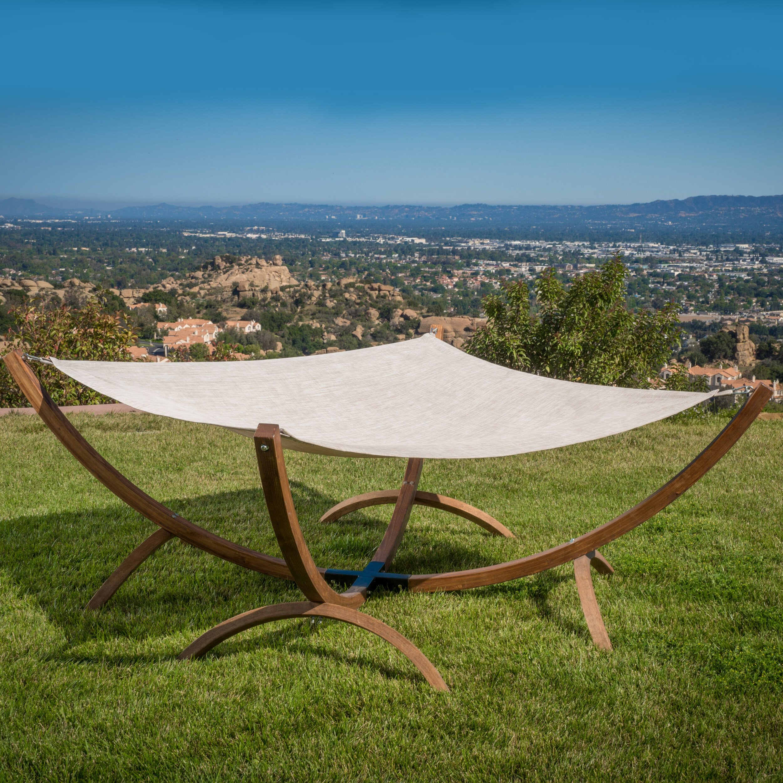 Backyard Hammock Reviews : Outdoor Patio Furniture  Hammocks with Stands Home Loft Concepts