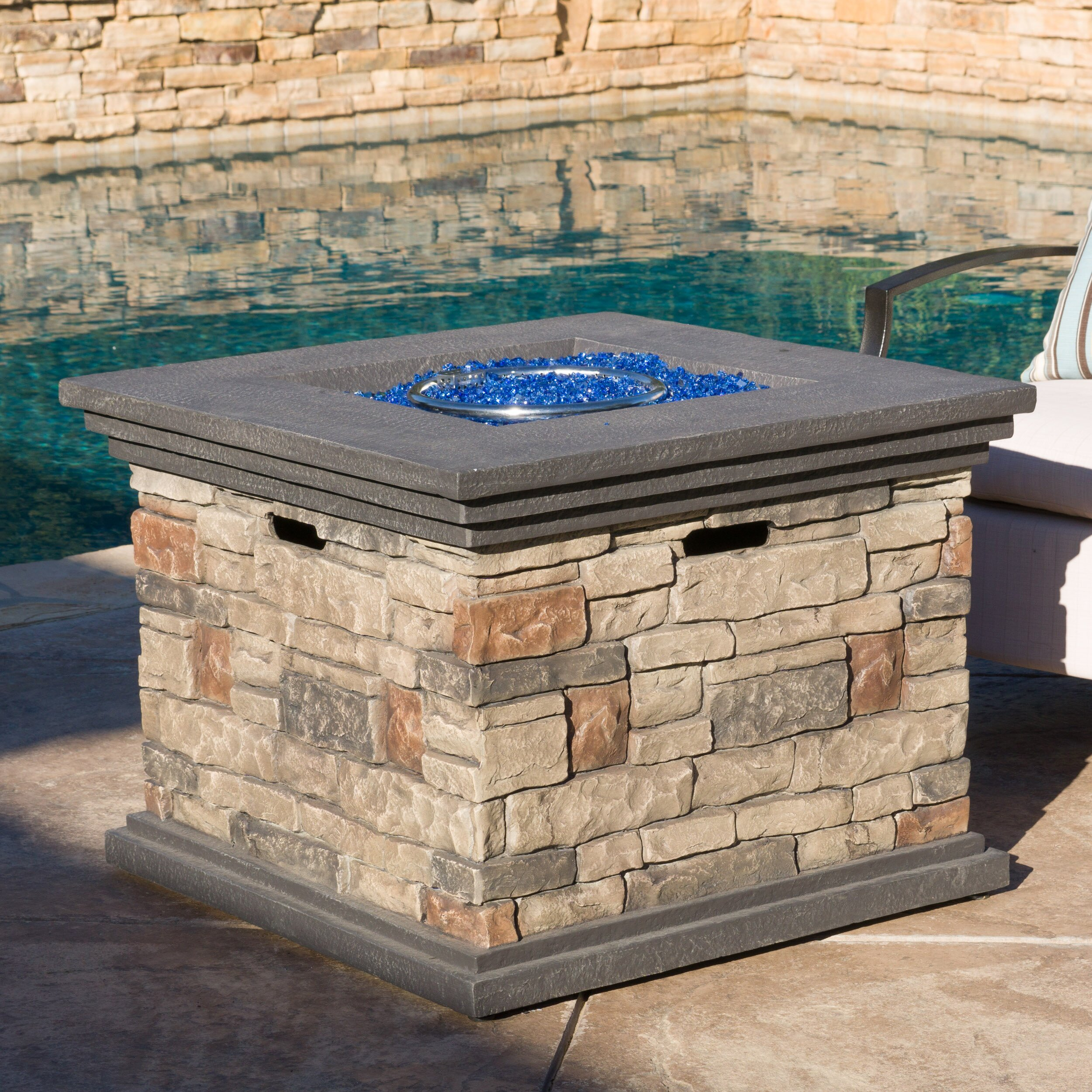 Home Loft Concepts Monte Gas Fire Pit Table Reviews