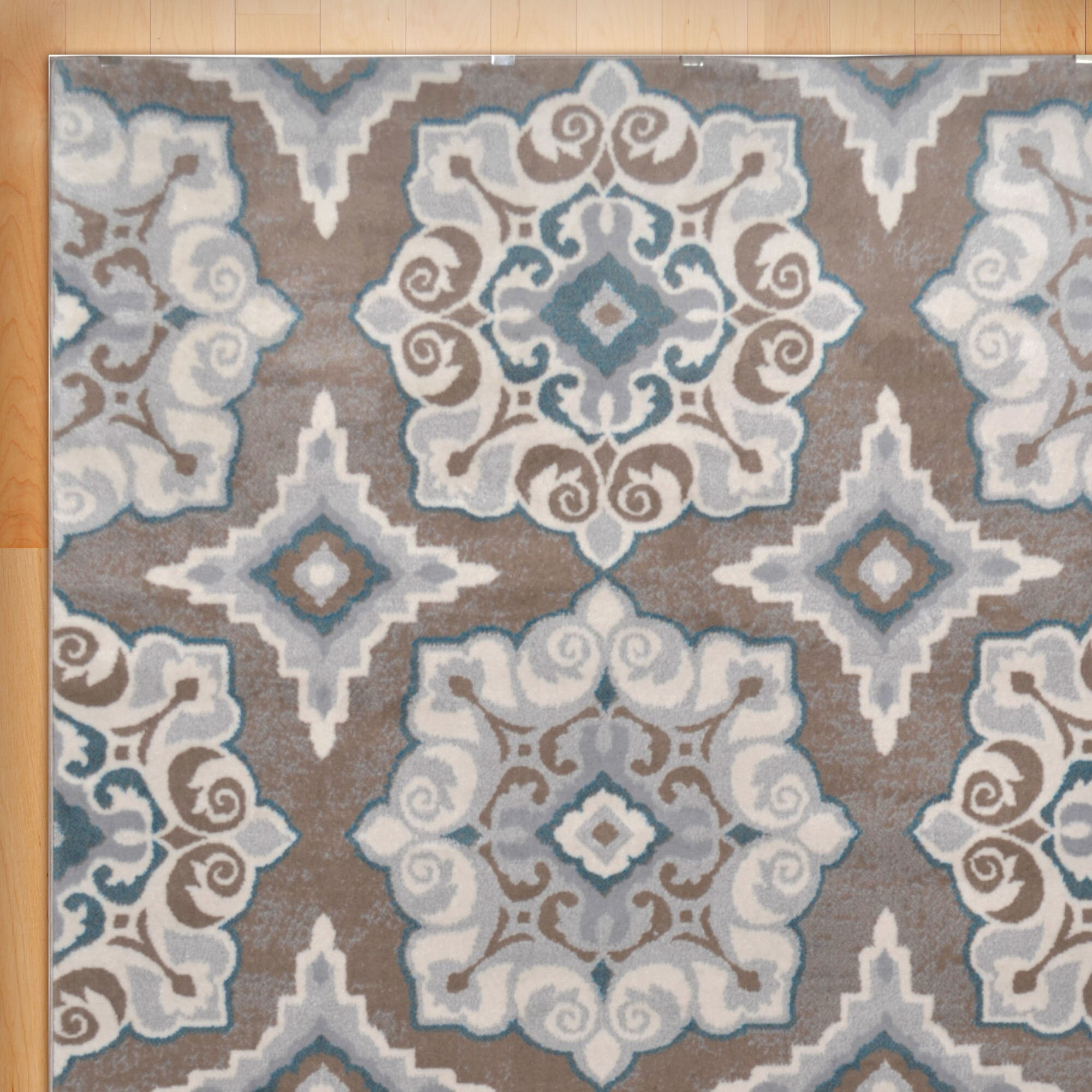 8x10 Area Rugs Wayfair: Andover Mills Natural Taupe Area Rug & Reviews