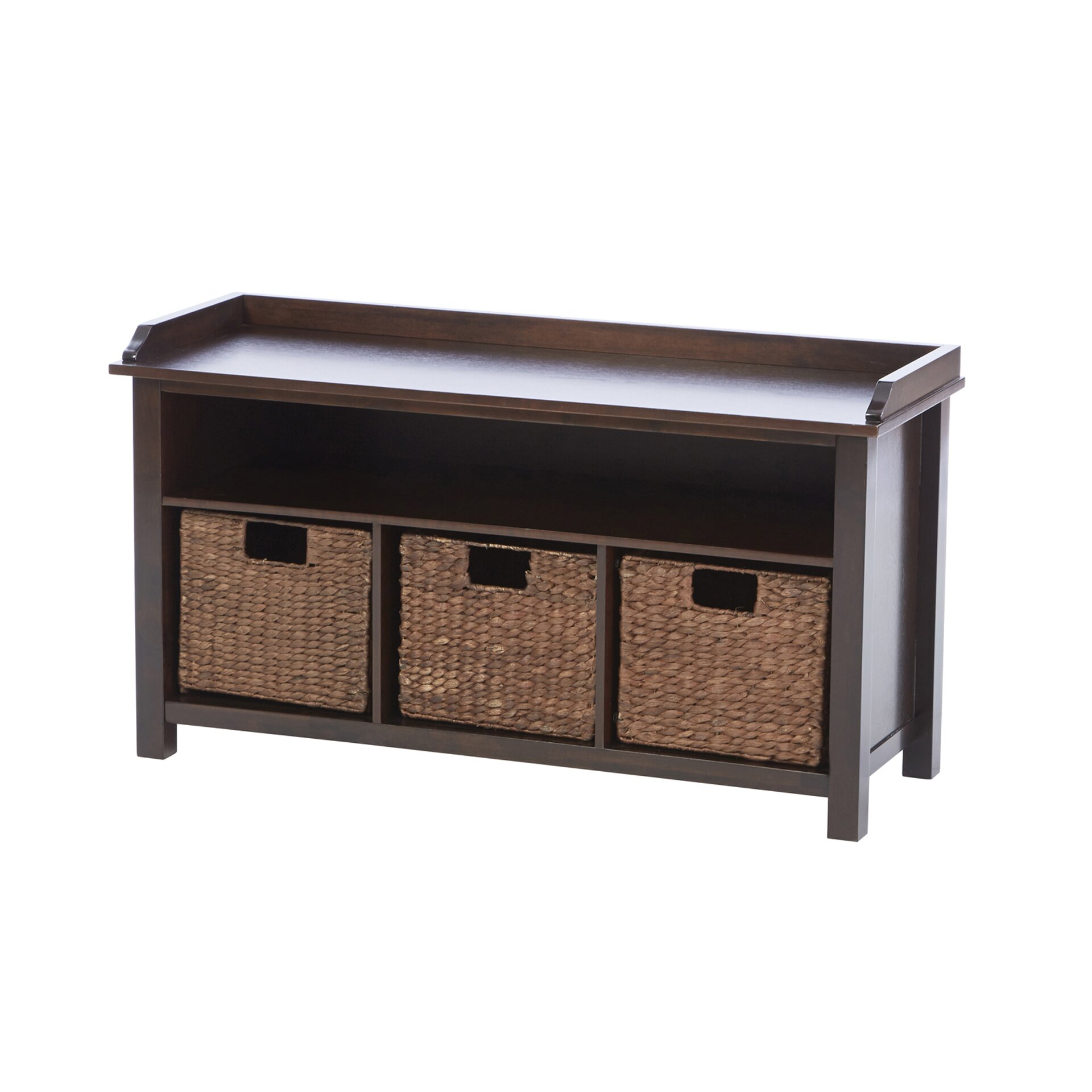 Andover mills tilbury storage bench reviews wayfair Storage benches