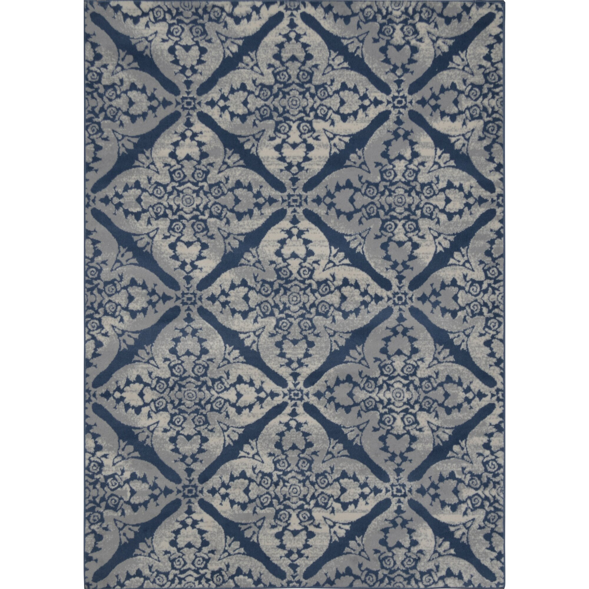 Andover mills blue gray area rug reviews wayfair for Where can i buy area rugs