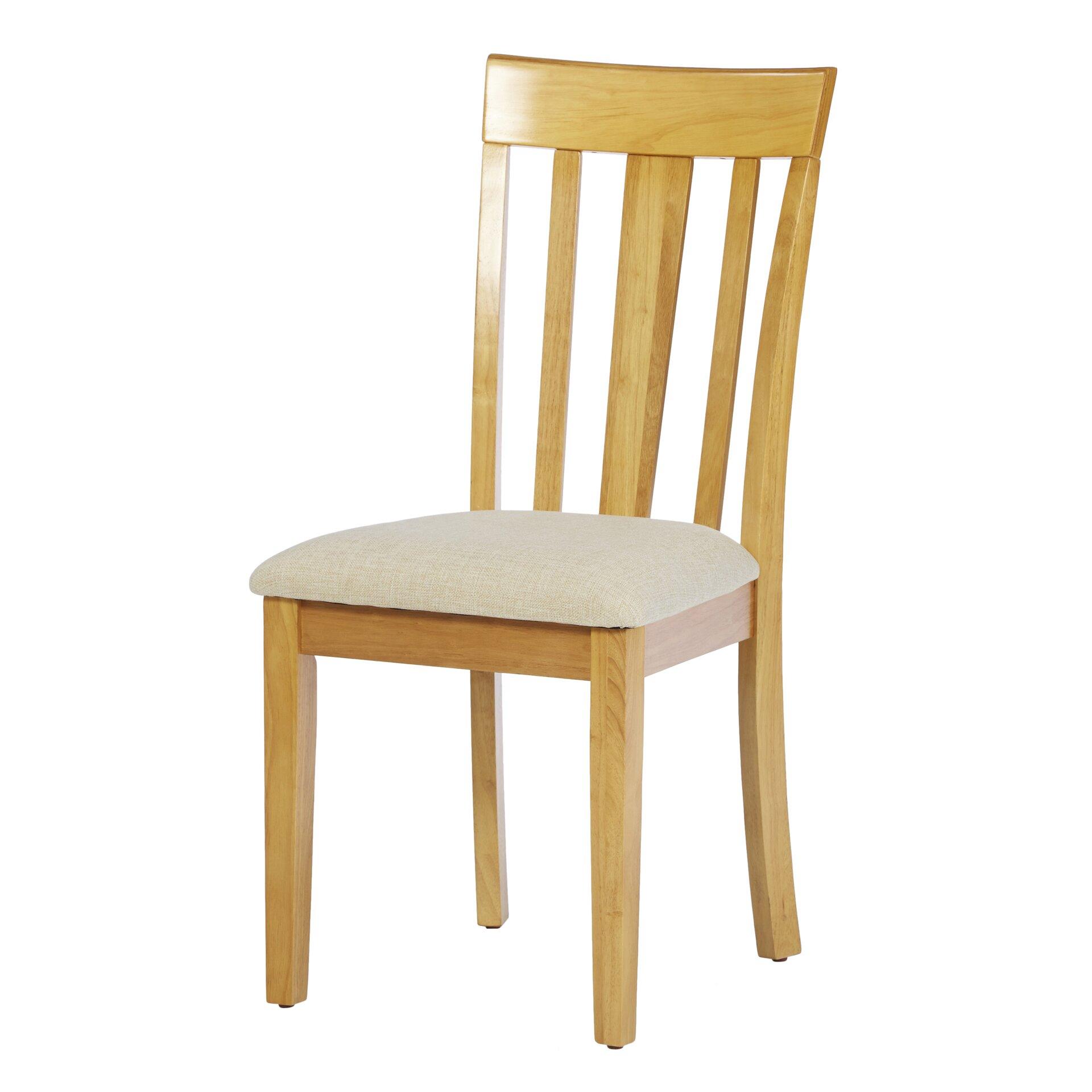 andover mills bradlee dining chair set reviews wayfair. Black Bedroom Furniture Sets. Home Design Ideas