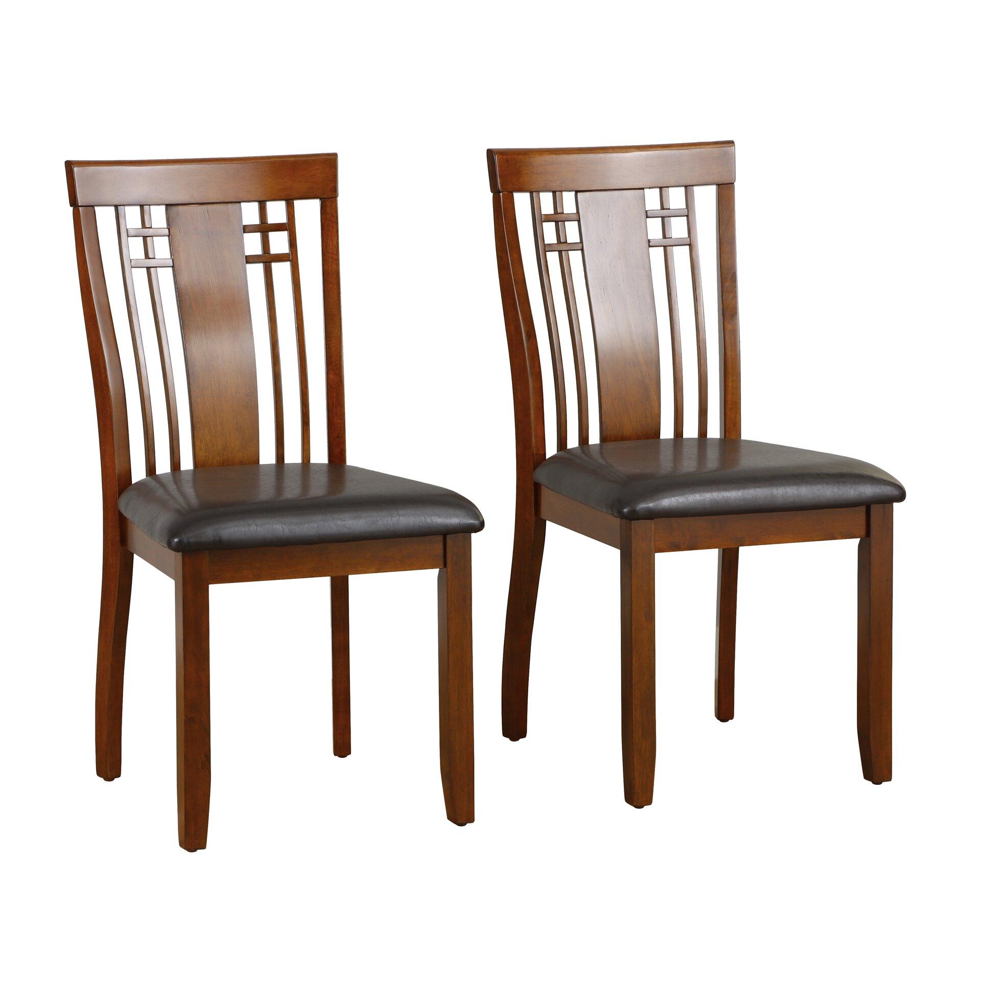 andover mills bersum side chair reviews wayfair. Black Bedroom Furniture Sets. Home Design Ideas
