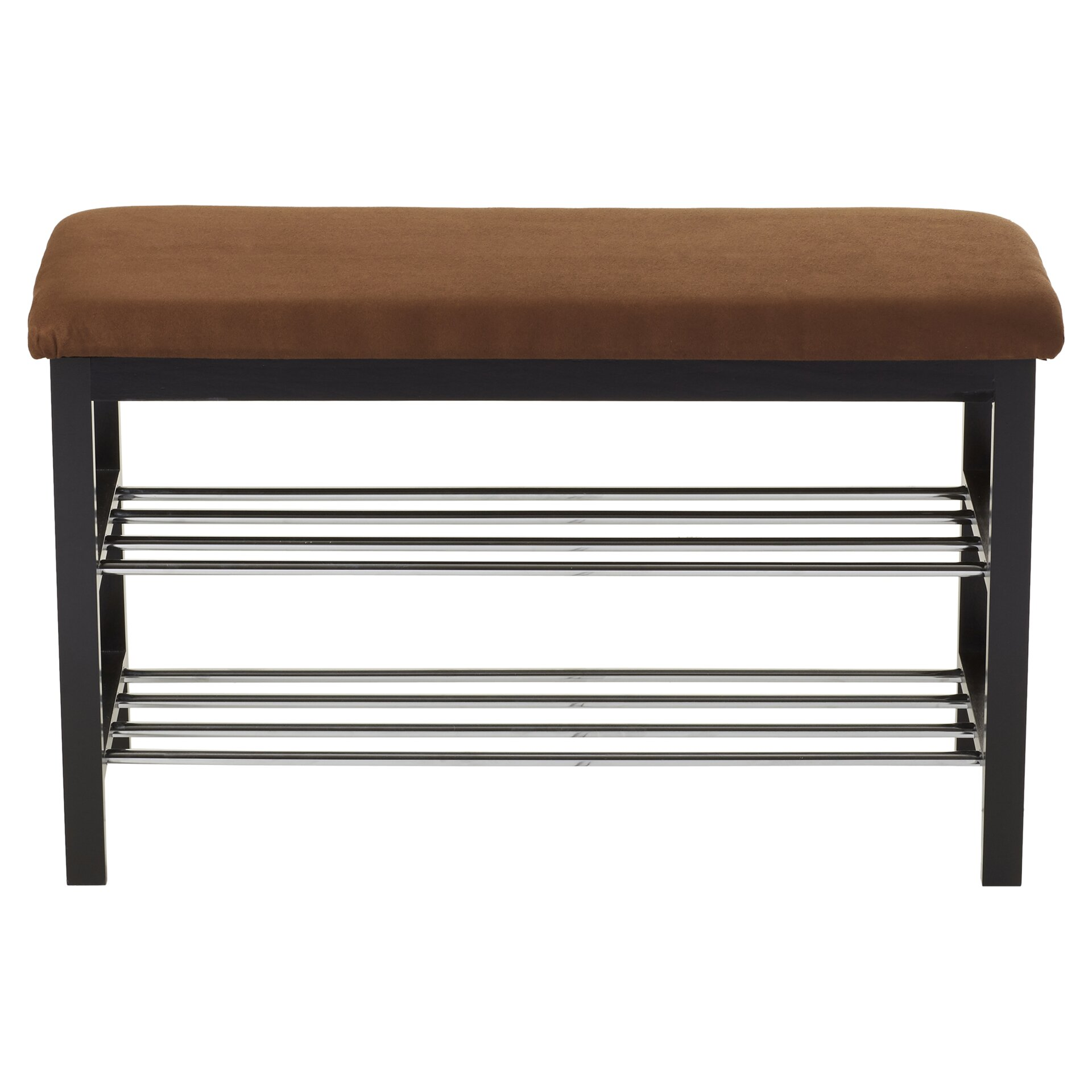 Andover Mills Shoe Storage Bench Reviews Wayfair