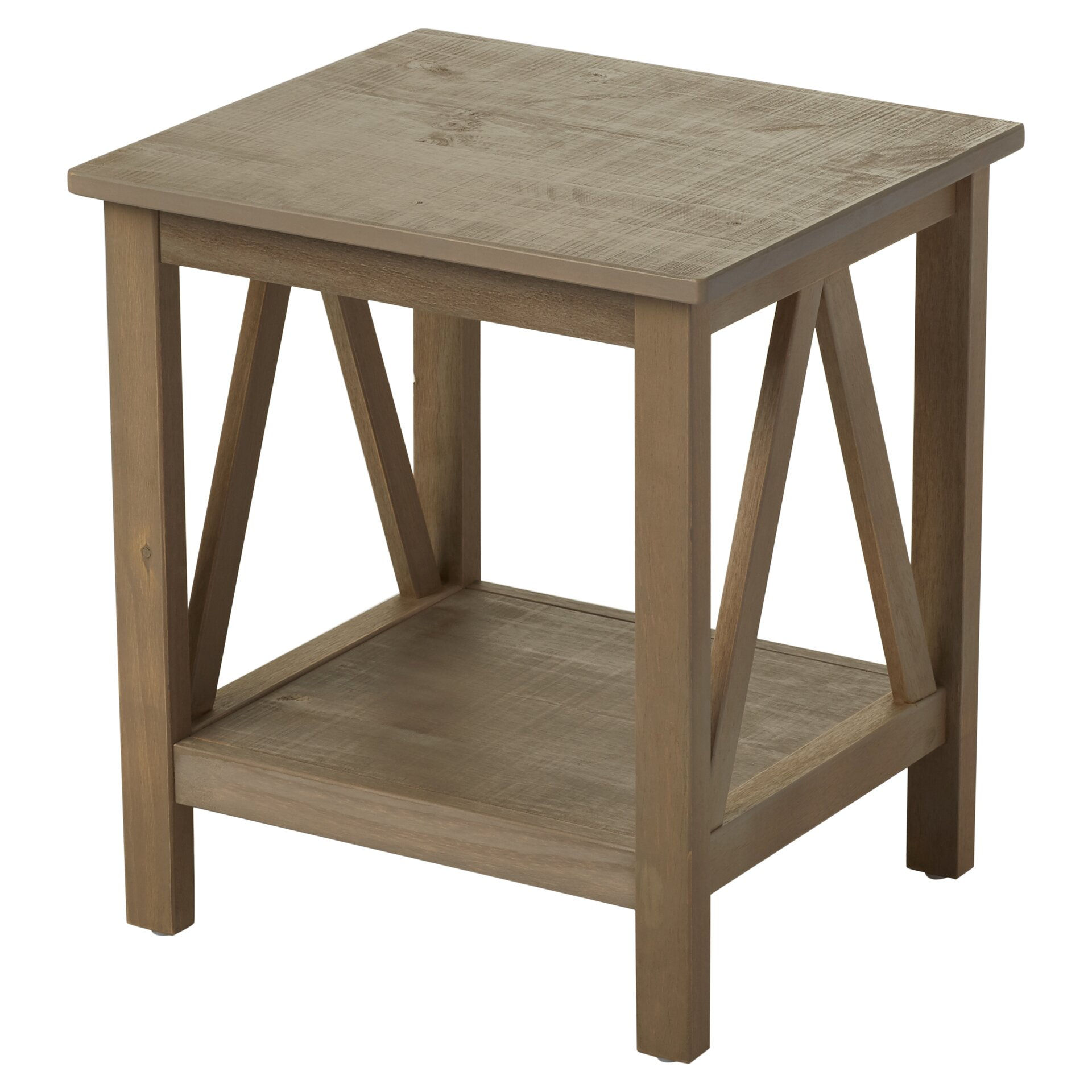Andover Mills Soule End Table & Reviews