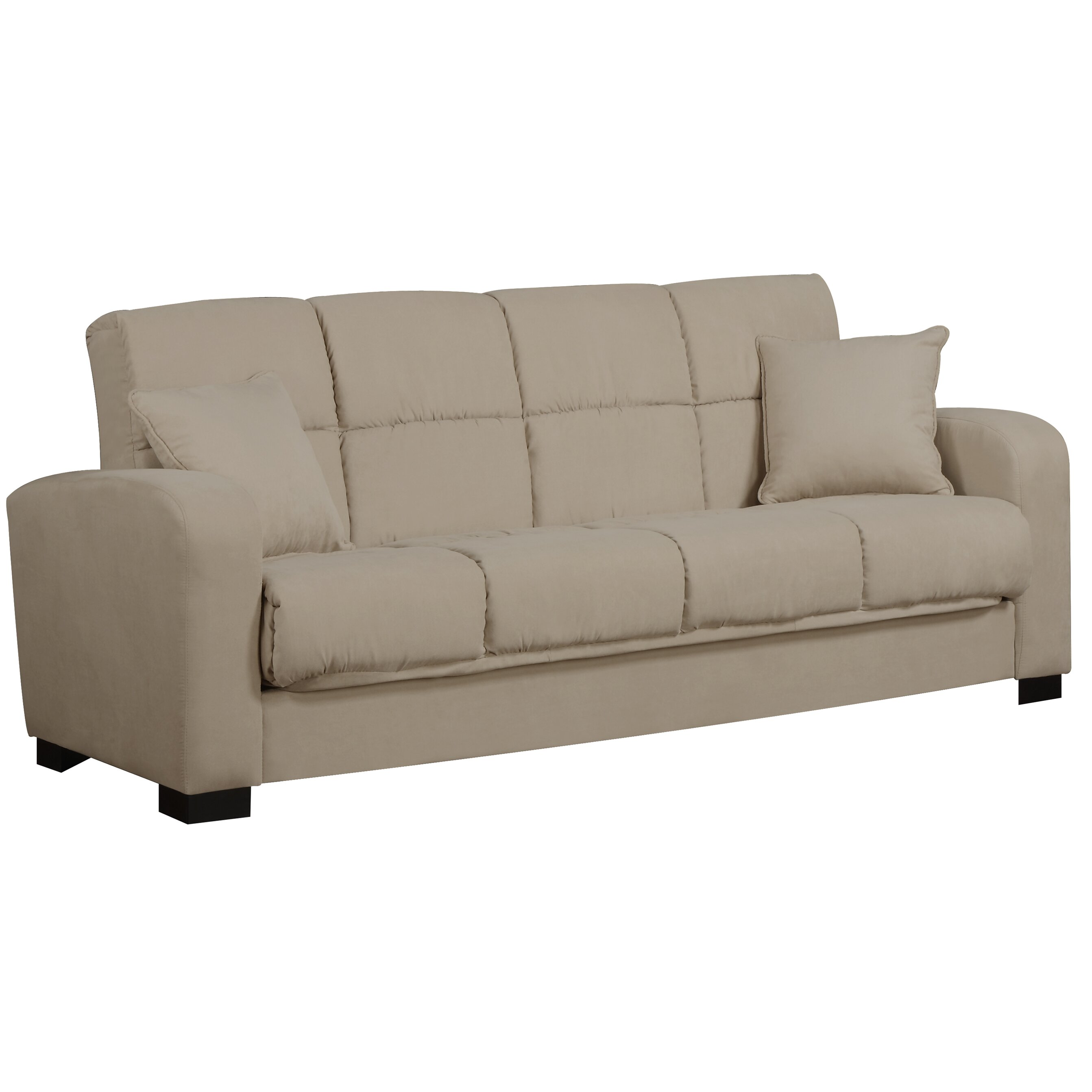 Andover Mills Richardson Full Convertible Sleeper Sofa Reviews Wayfair