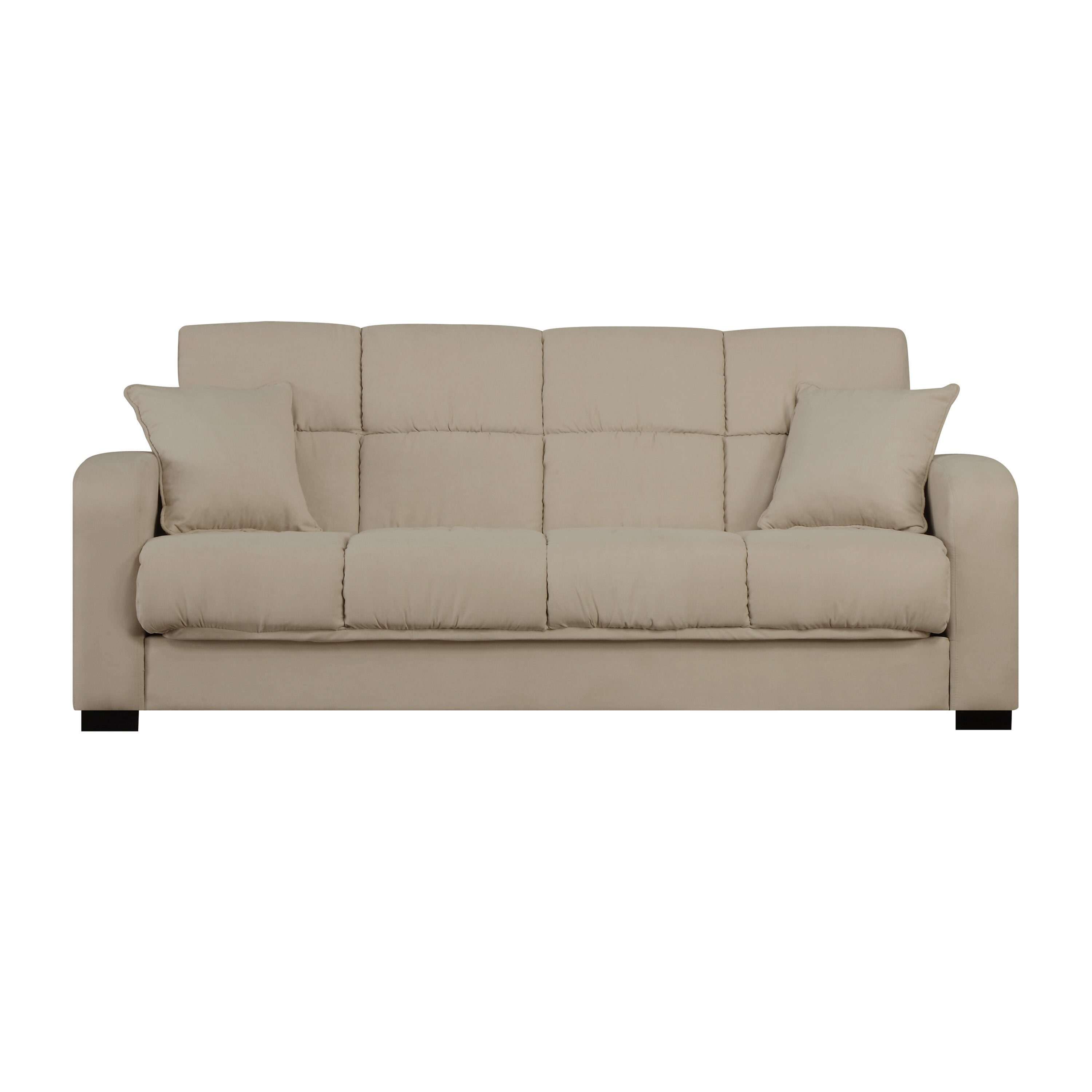 Andover mills richardson full convertible sleeper sofa for Convertible furniture