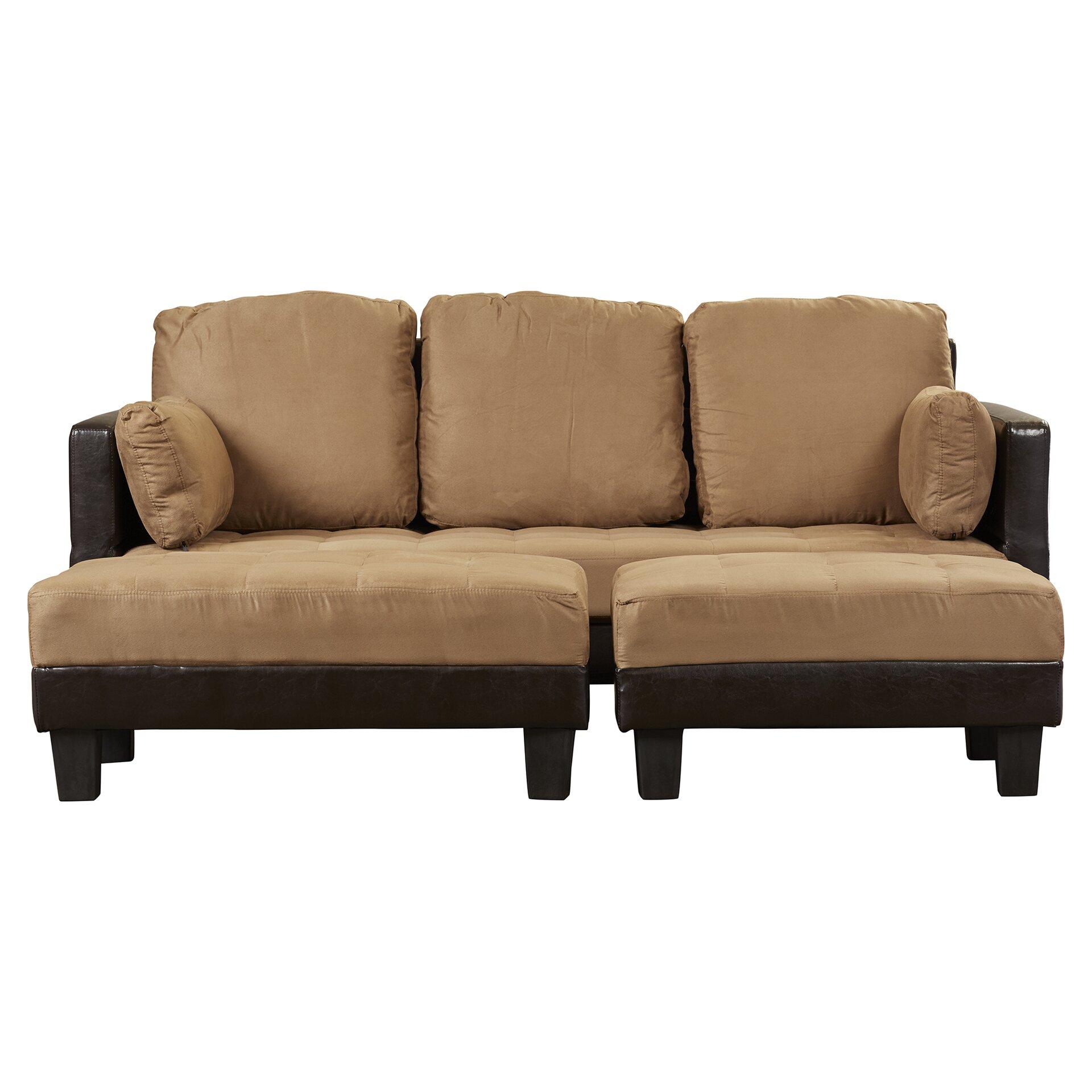 Andover mills woodbridge modular sectional reviews wayfair for Wayfair sectional sofa