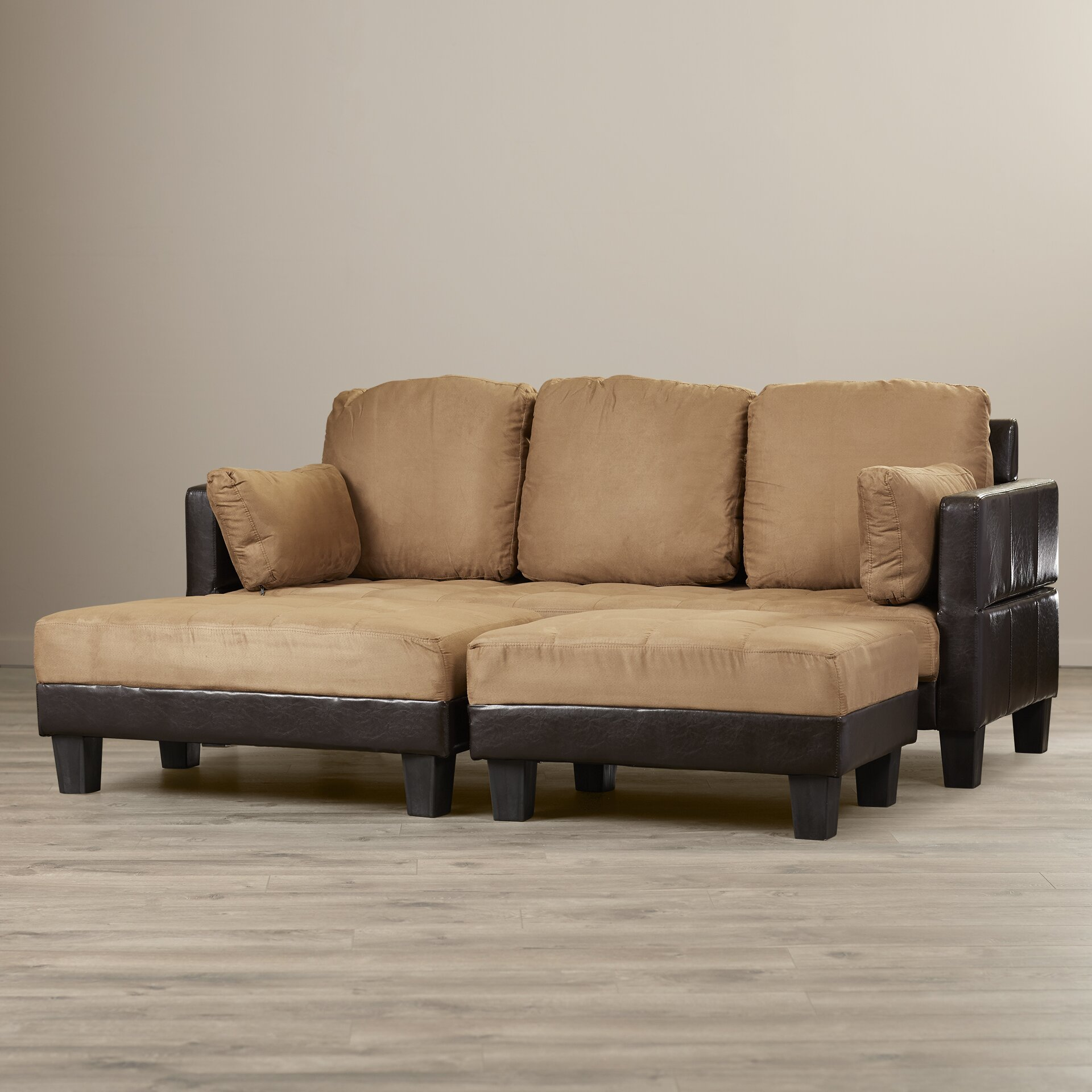 Modular Furniture Sofa: Andover Mills Woodbridge Modular Sectional & Reviews