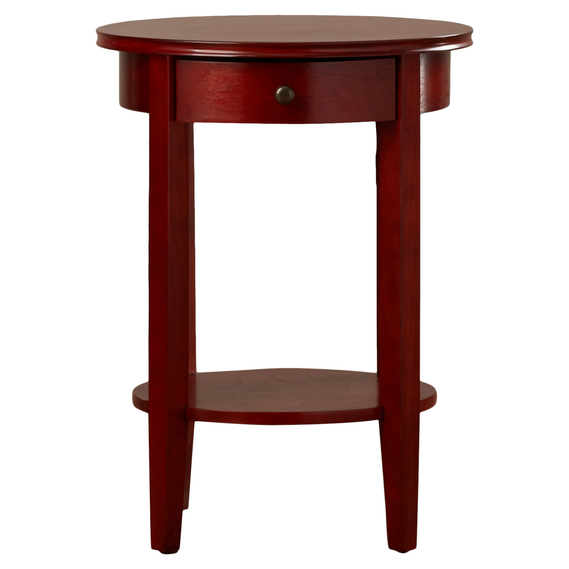 Andover mills kerry 1 drawer end table reviews wayfair for 1 drawer table