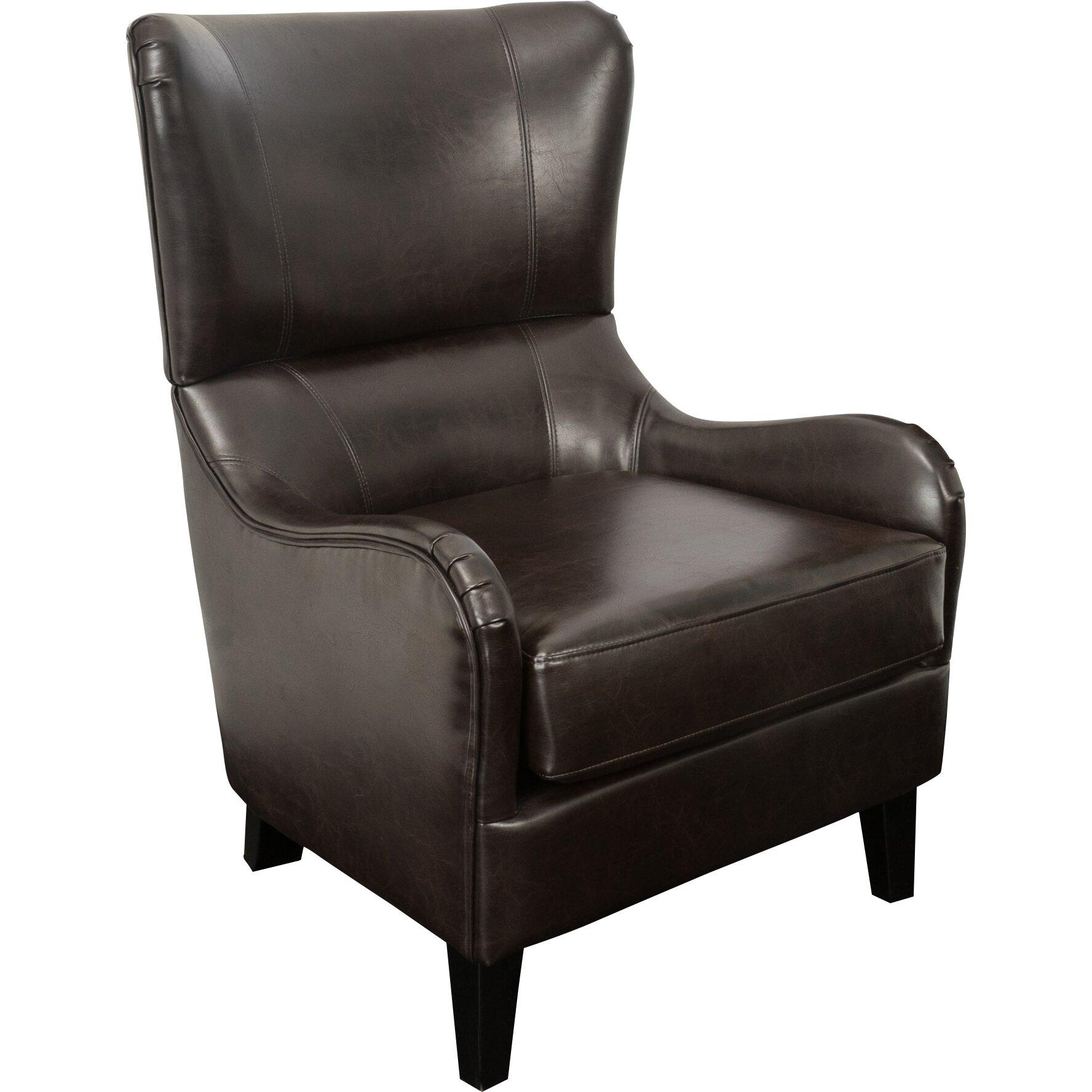 Perfect ... Andover Mills Parnassus Wingback Club Chair Amp Reviews Wayfair Ca ...