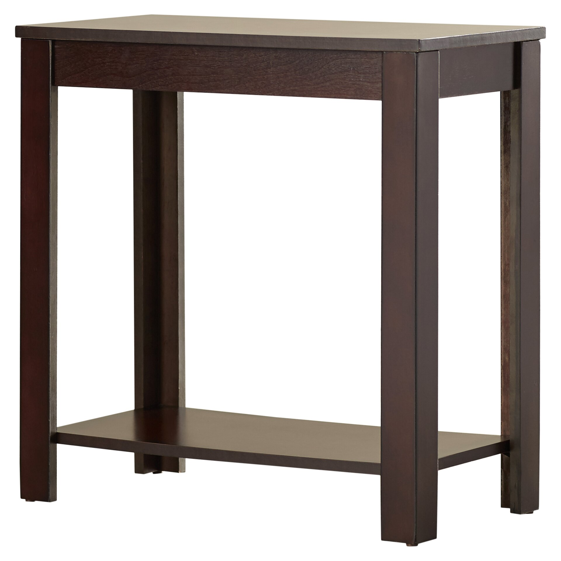 Andover mills juliette chairside table reviews wayfair for Chairside table