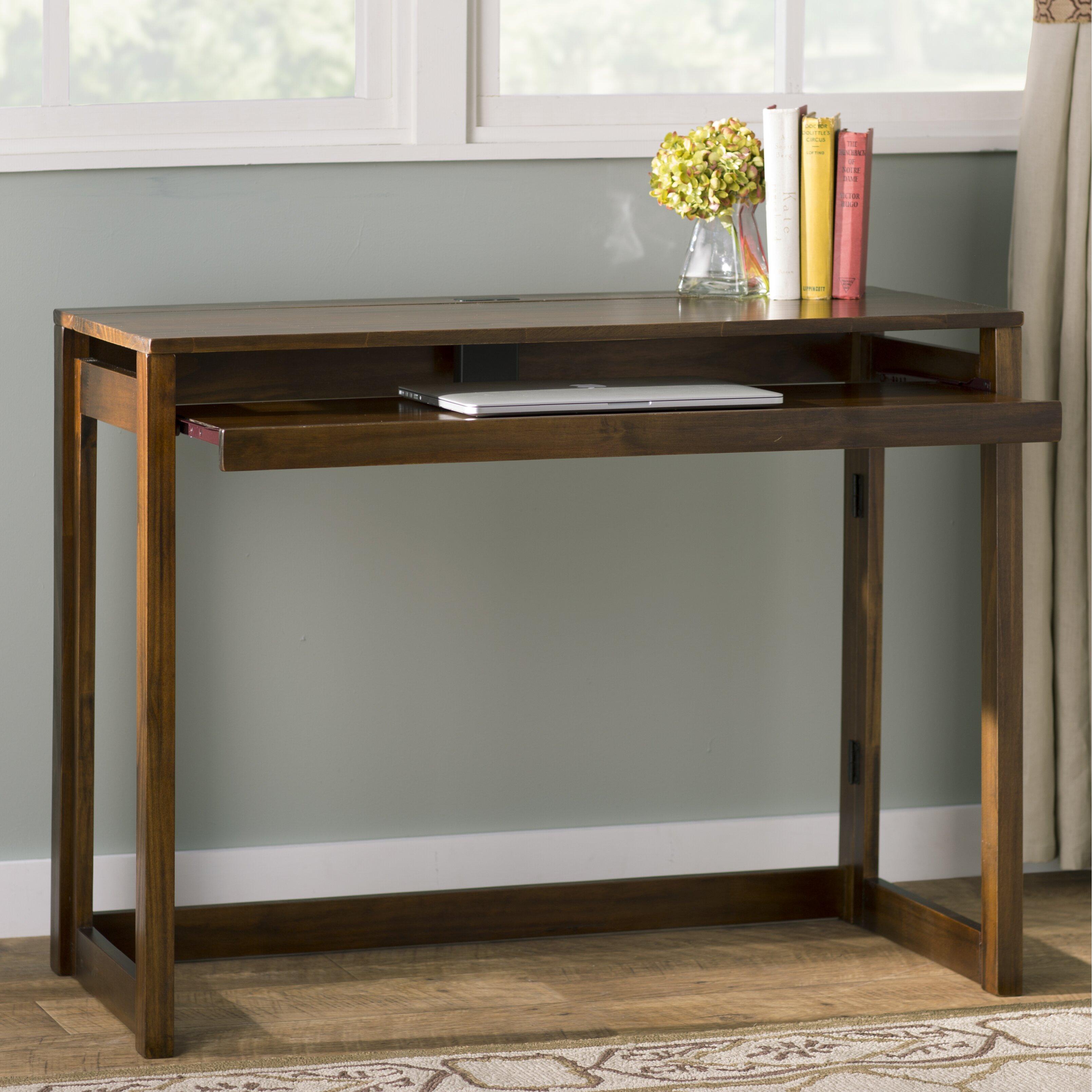 Andover Mills Ghia Writing Desk & Reviews | Wayfair