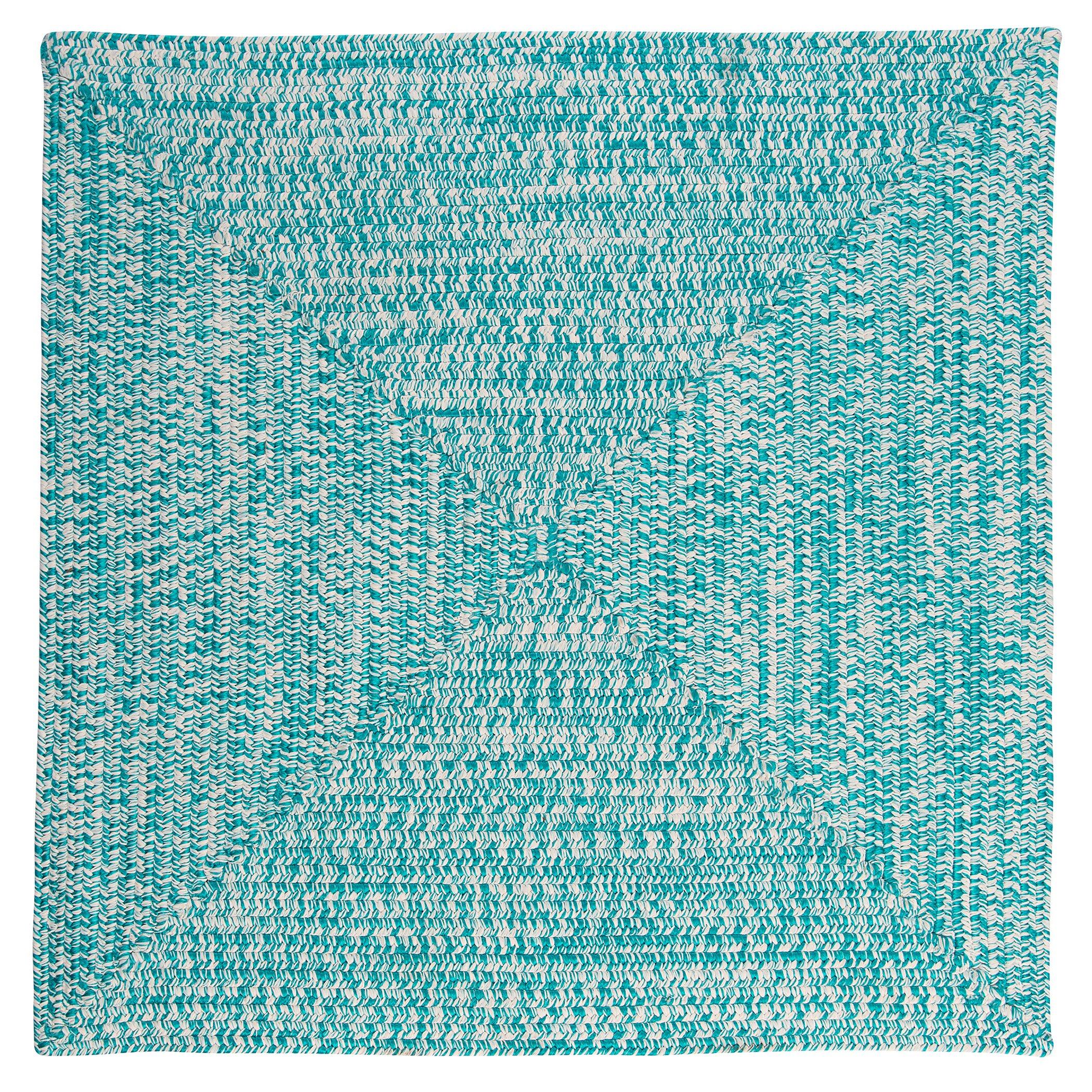 Andover mills rockland turquoise indoor outdoor area rug for Landscape indoor area rug
