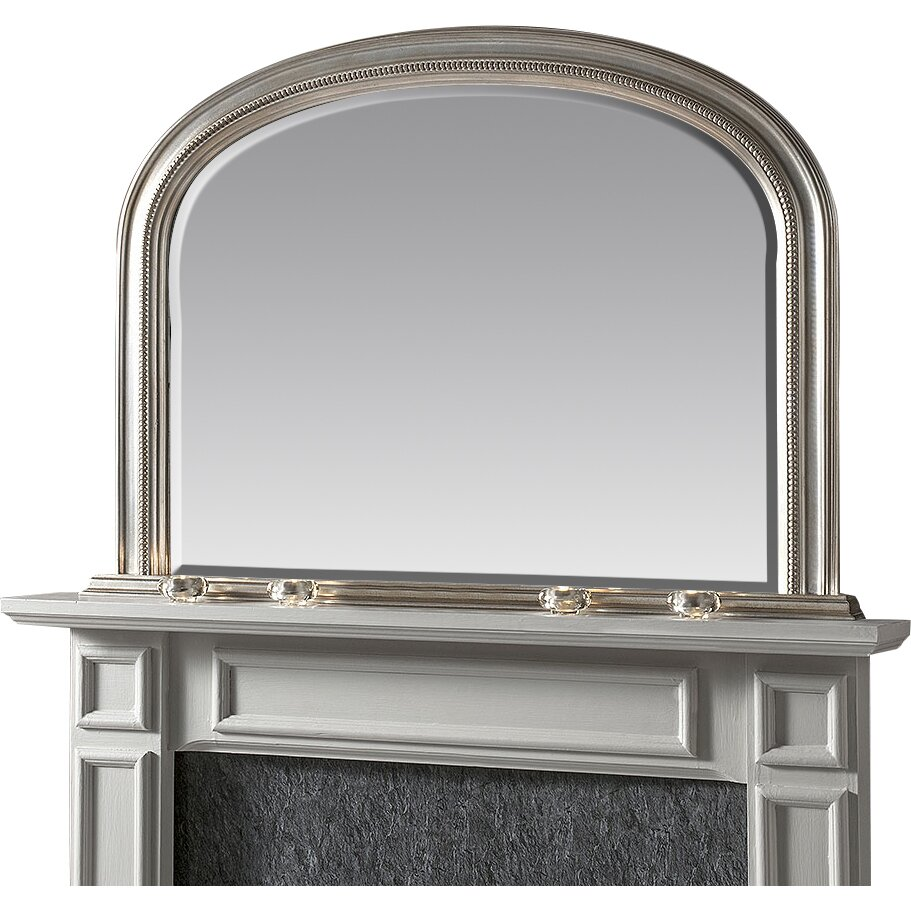 Yearn mirrors overmantle accent mirror reviews wayfair uk for Accent mirrors