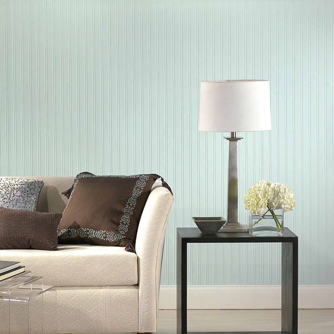 graham brown paintable prepasted beadboard 33 39 x 20. Black Bedroom Furniture Sets. Home Design Ideas