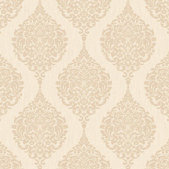 Graham brown luna 33 39 x 20 damask 3d embossed wallpaper for 3d embossed wallpaper