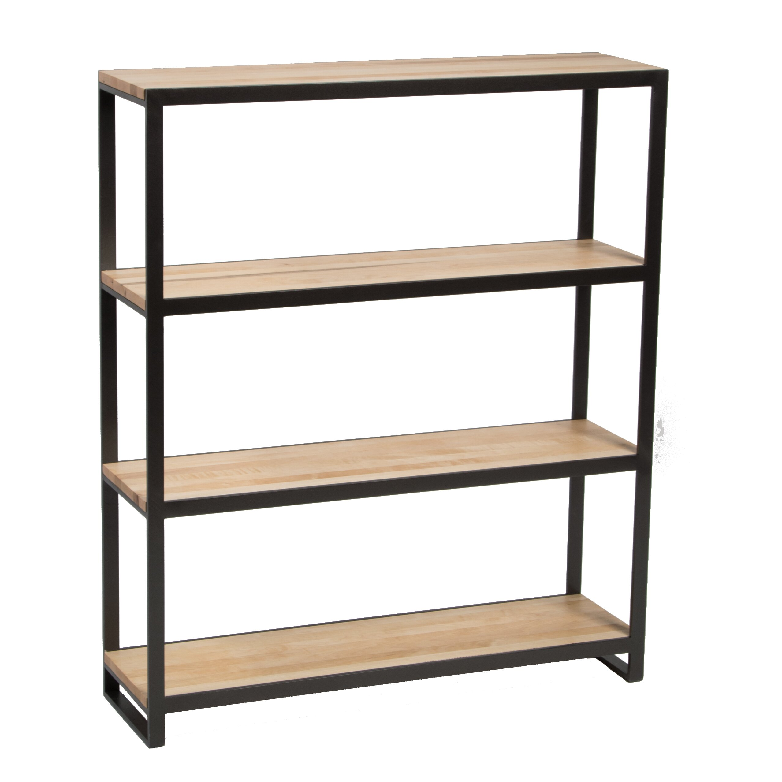 Sterk Furniture Company Ansted 39 Etagere Bookcase Wayfair