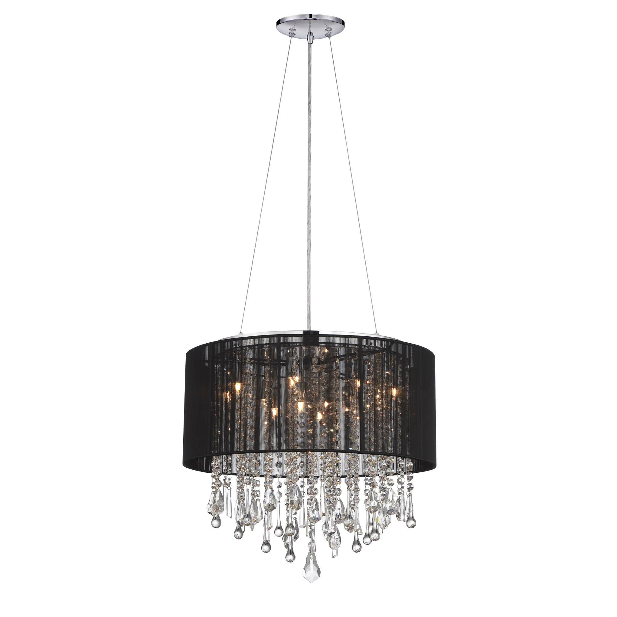 avenue lighting beverly drive 12 light drum chandelier chandeliers pendants wayfair drum lighting