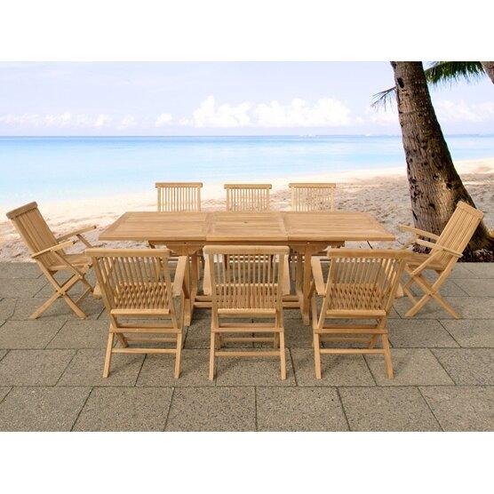 Home Loft Concept Arva 8 Seater Dining Set Wayfair Uk
