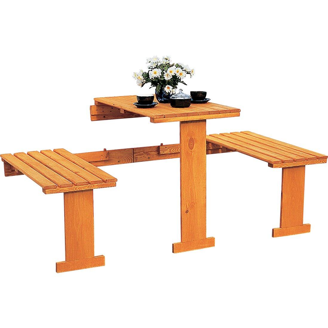 dcor design 3 piece dining set wayfair uk. Black Bedroom Furniture Sets. Home Design Ideas