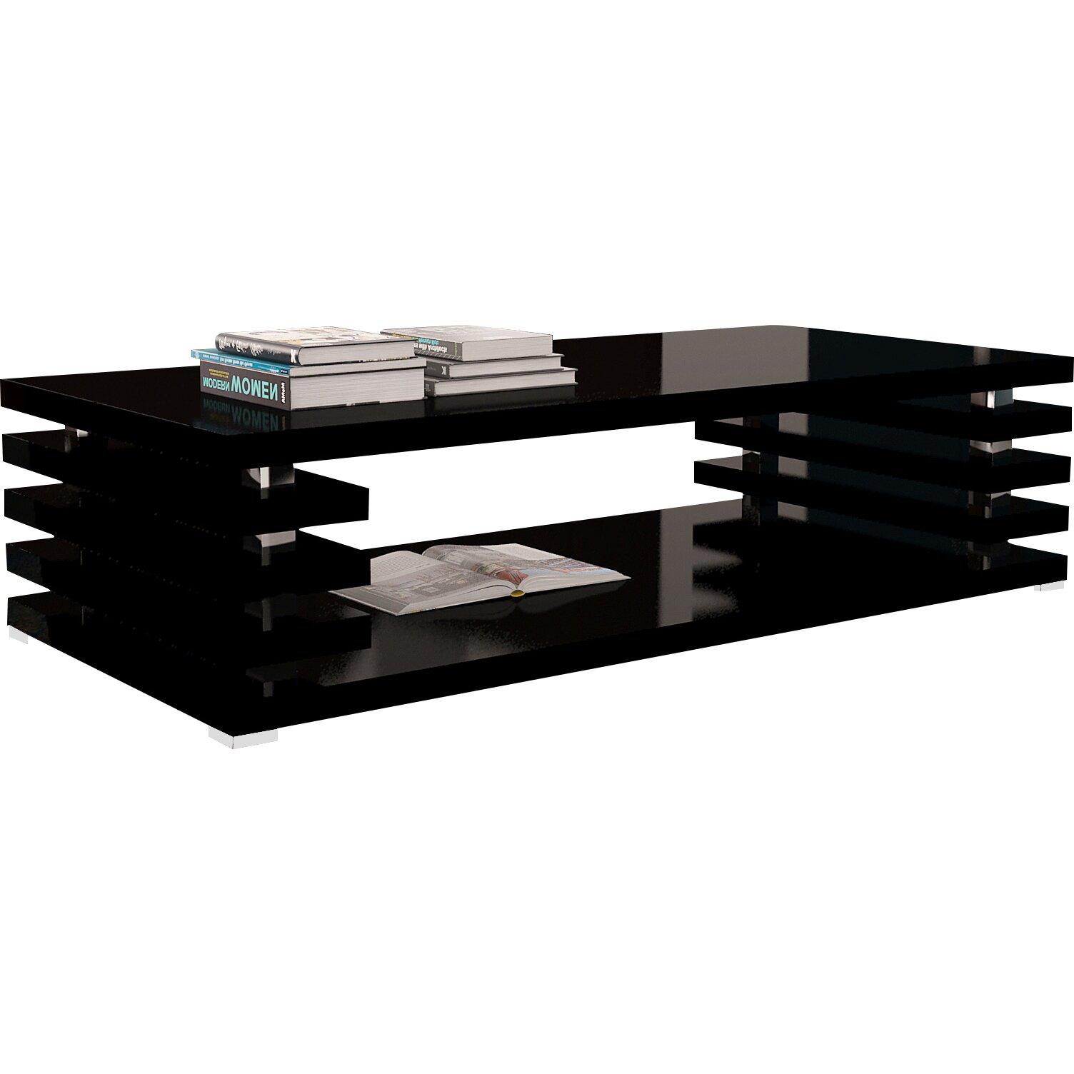 Wayfair Glass Coffee Table Uk: DCor Design Pikal Coffee Table & Reviews