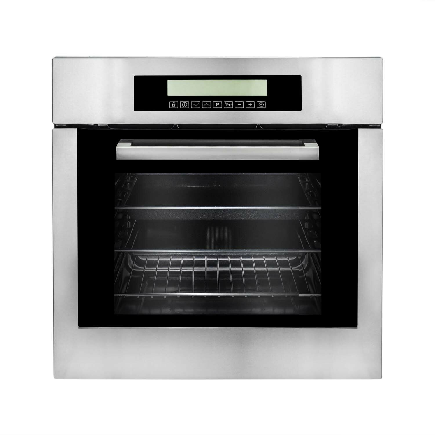 Cosmo 24 Quot Self Cleaning Convection Electric Single Wall