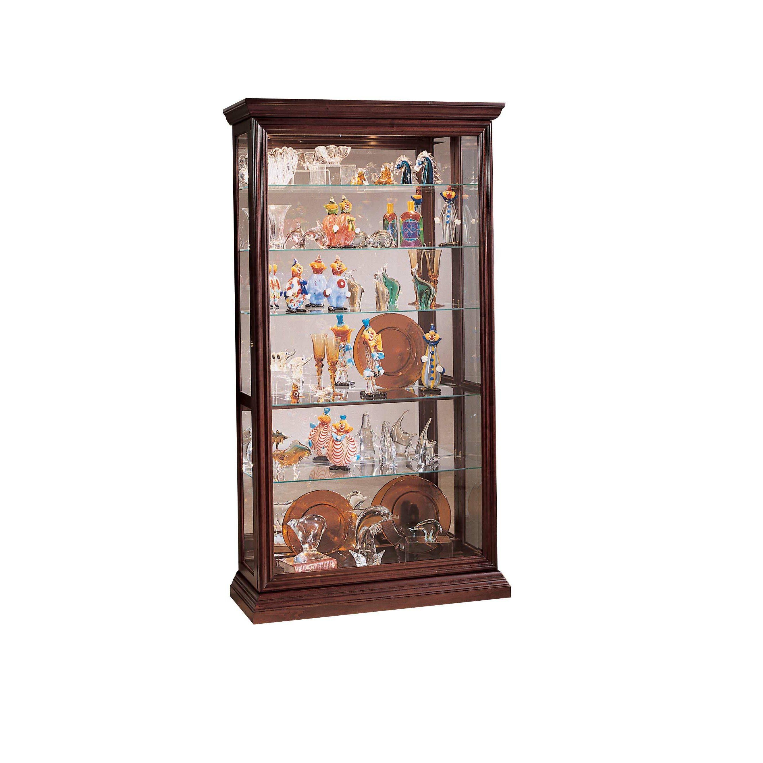 Pulaski keepsakes eden curio cabinet reviews wayfair for Pulaski furniture
